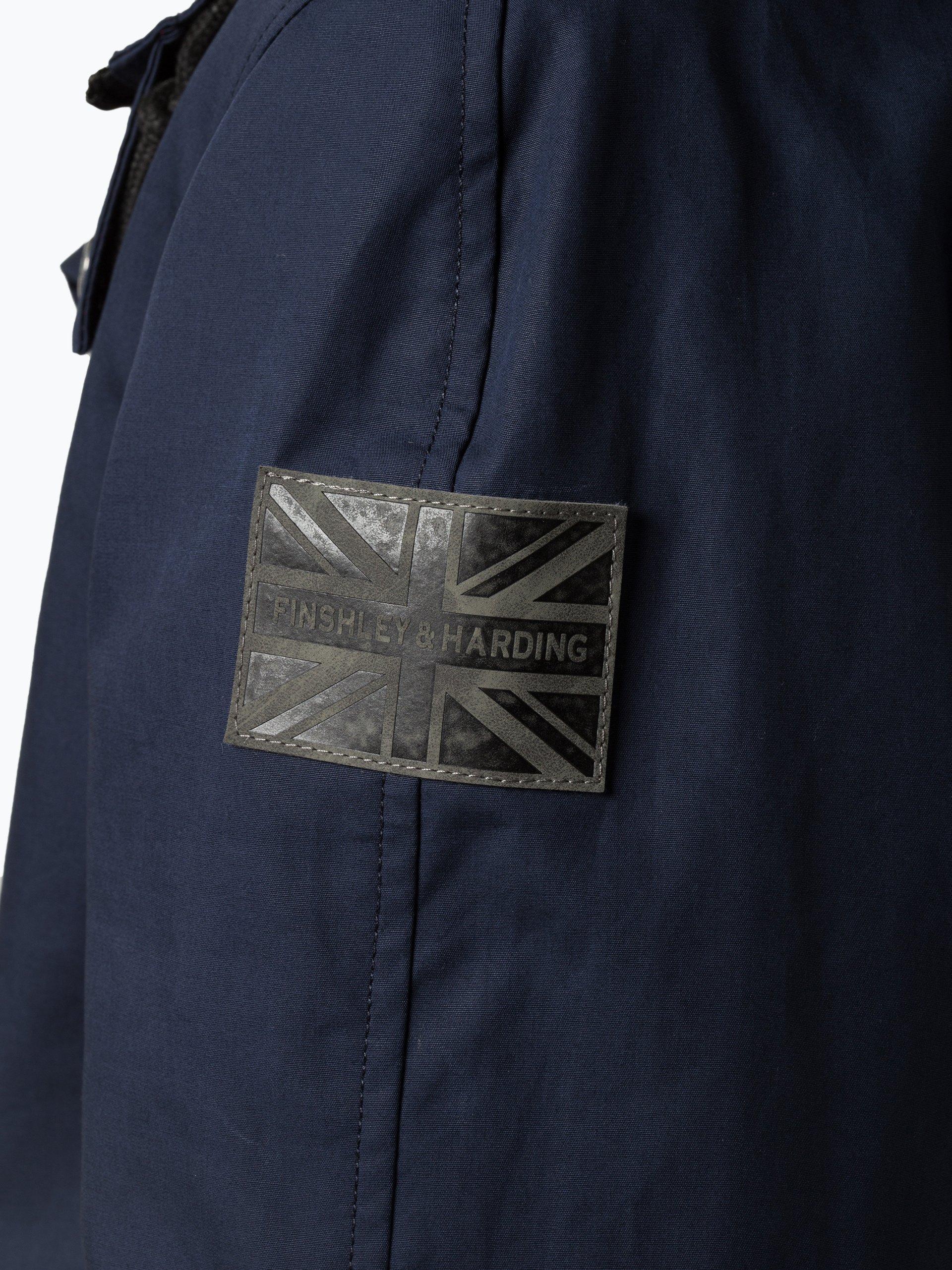 Finshley & Harding London Herren Mantel - Saied