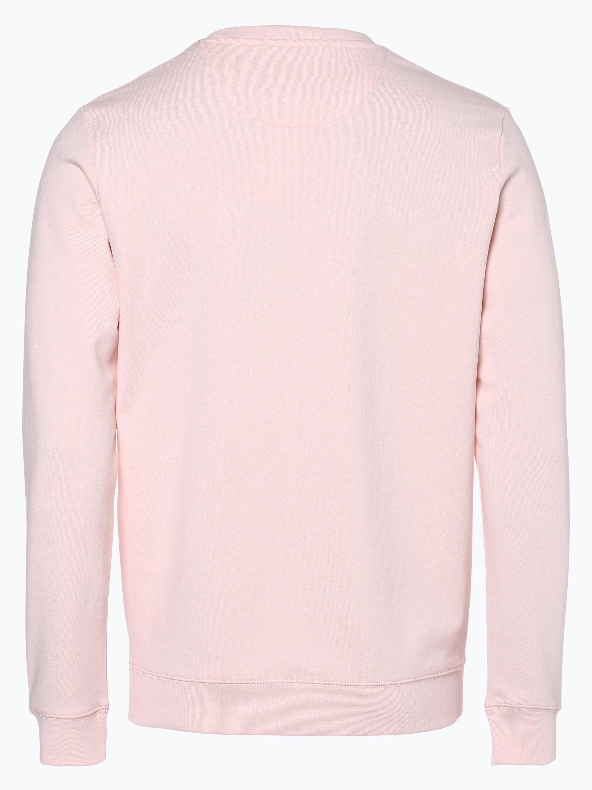 Finshley & Harding London Męska bluza nierozpinana