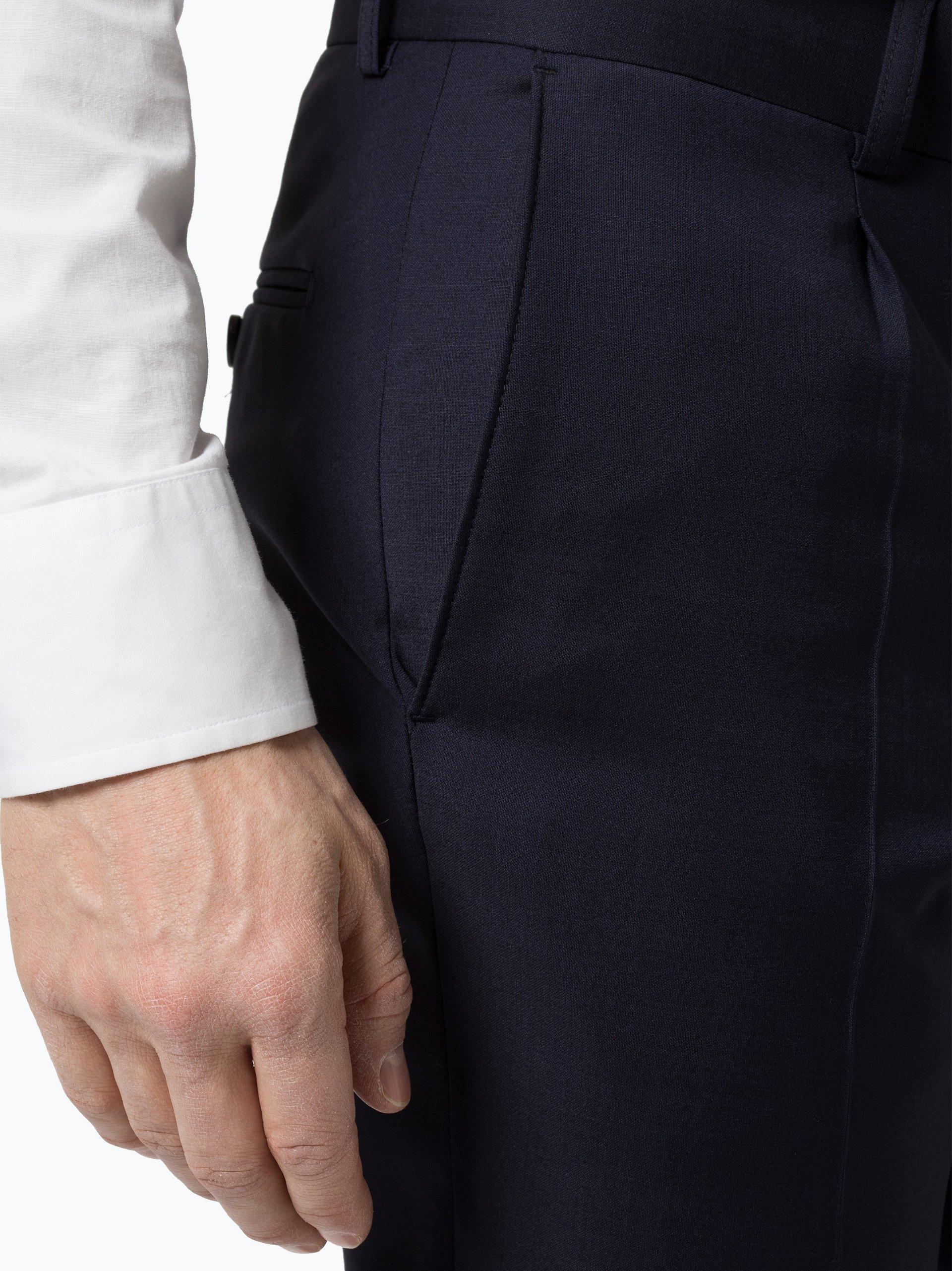 Finshley & Harding London Męskie spodnie od garnituru modułowego – Garry