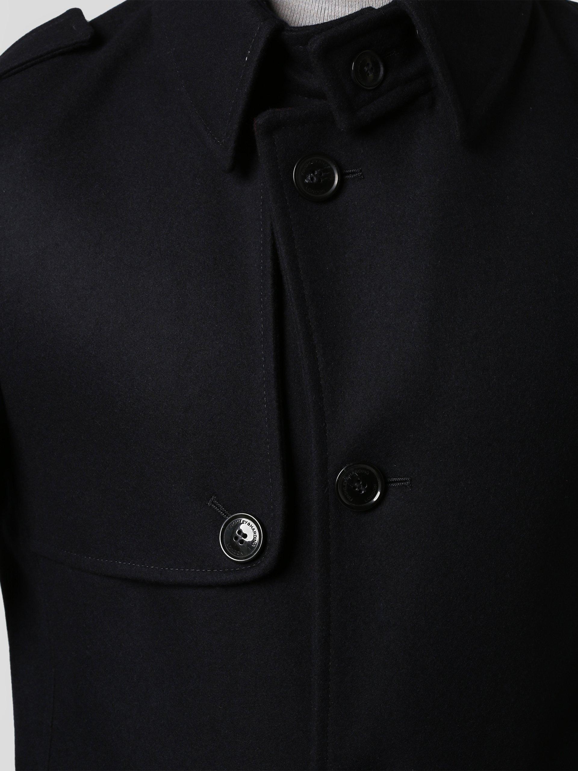 Finshley & Harding London Płaszcz męski