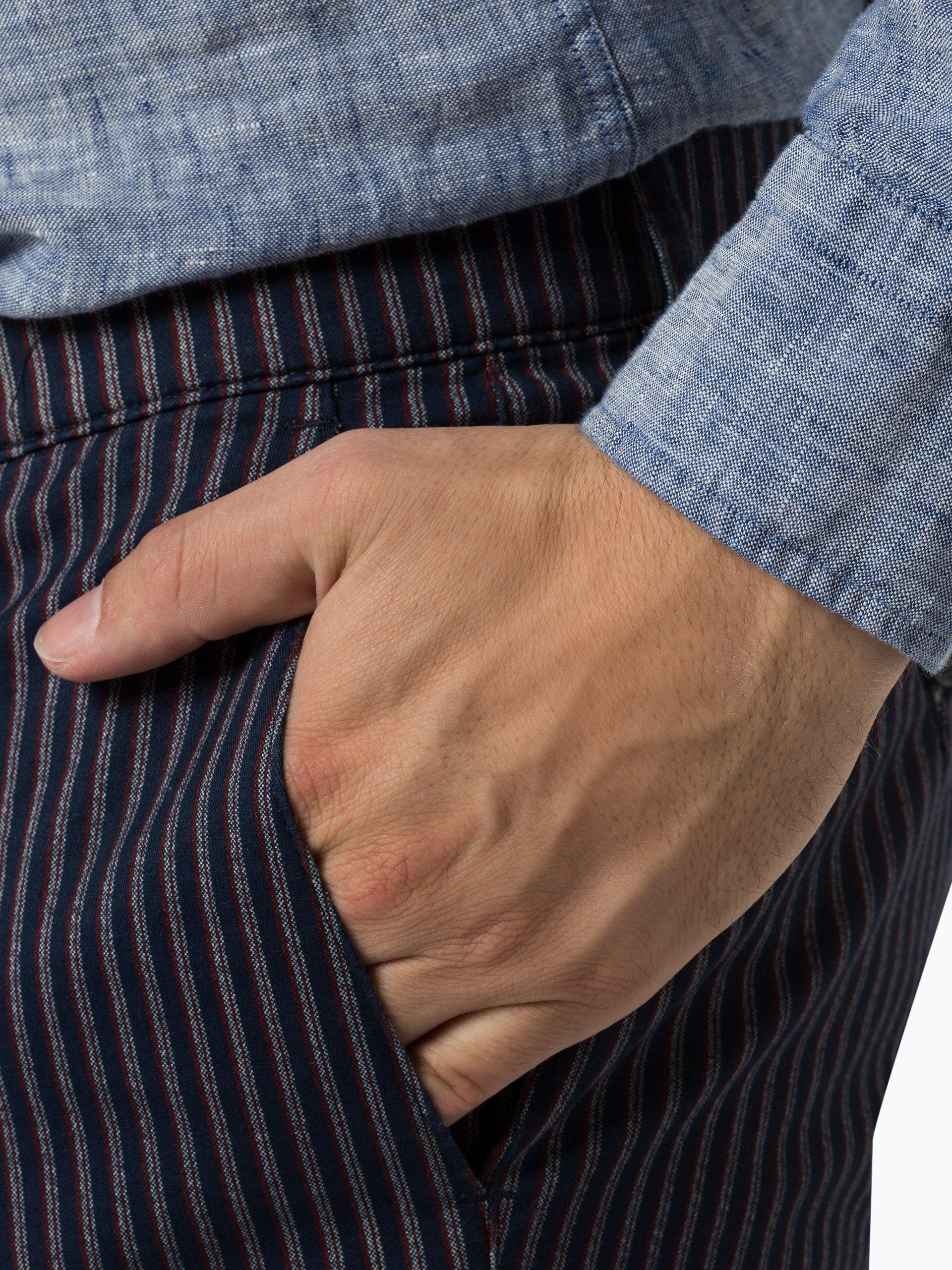 Finshley & Harding London Spodnie męskie – Kevin