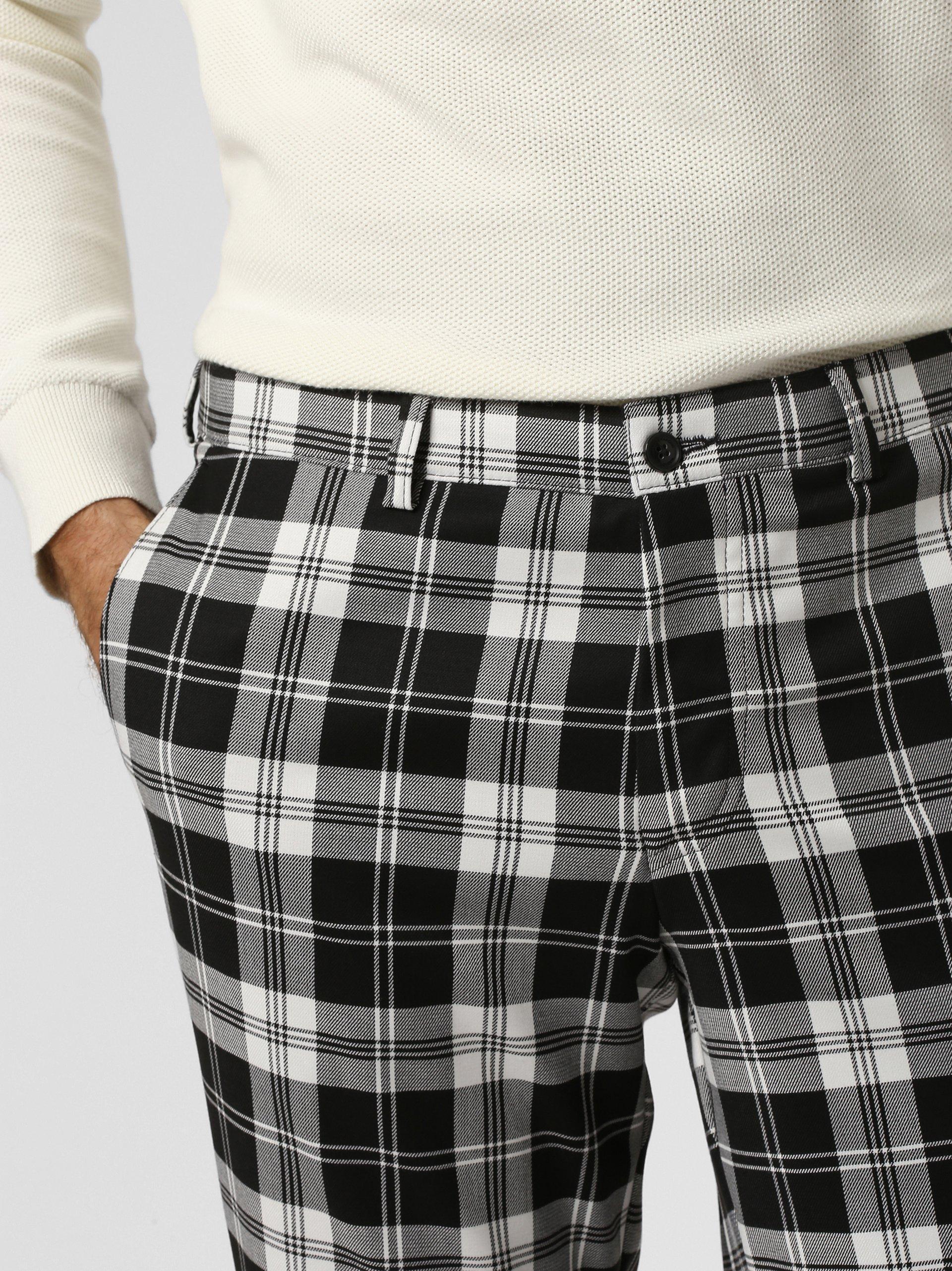 Finshley & Harding London Spodnie męskie – Kyle