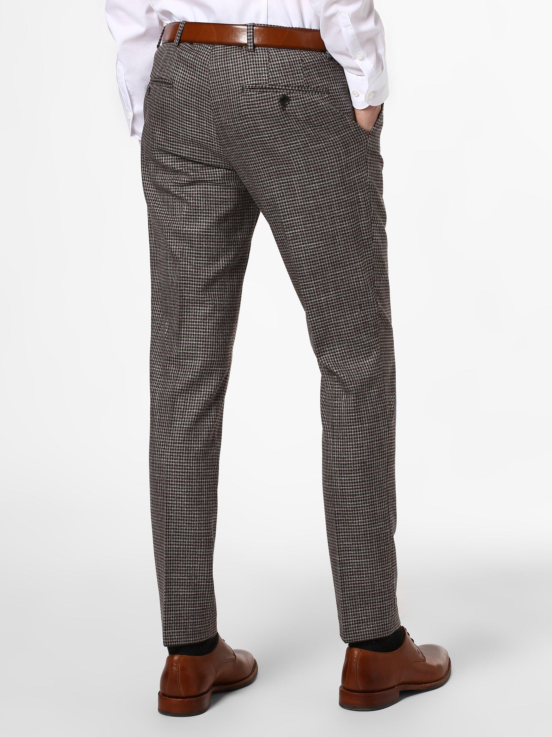 Finshley & Harding London Spodnie męskie