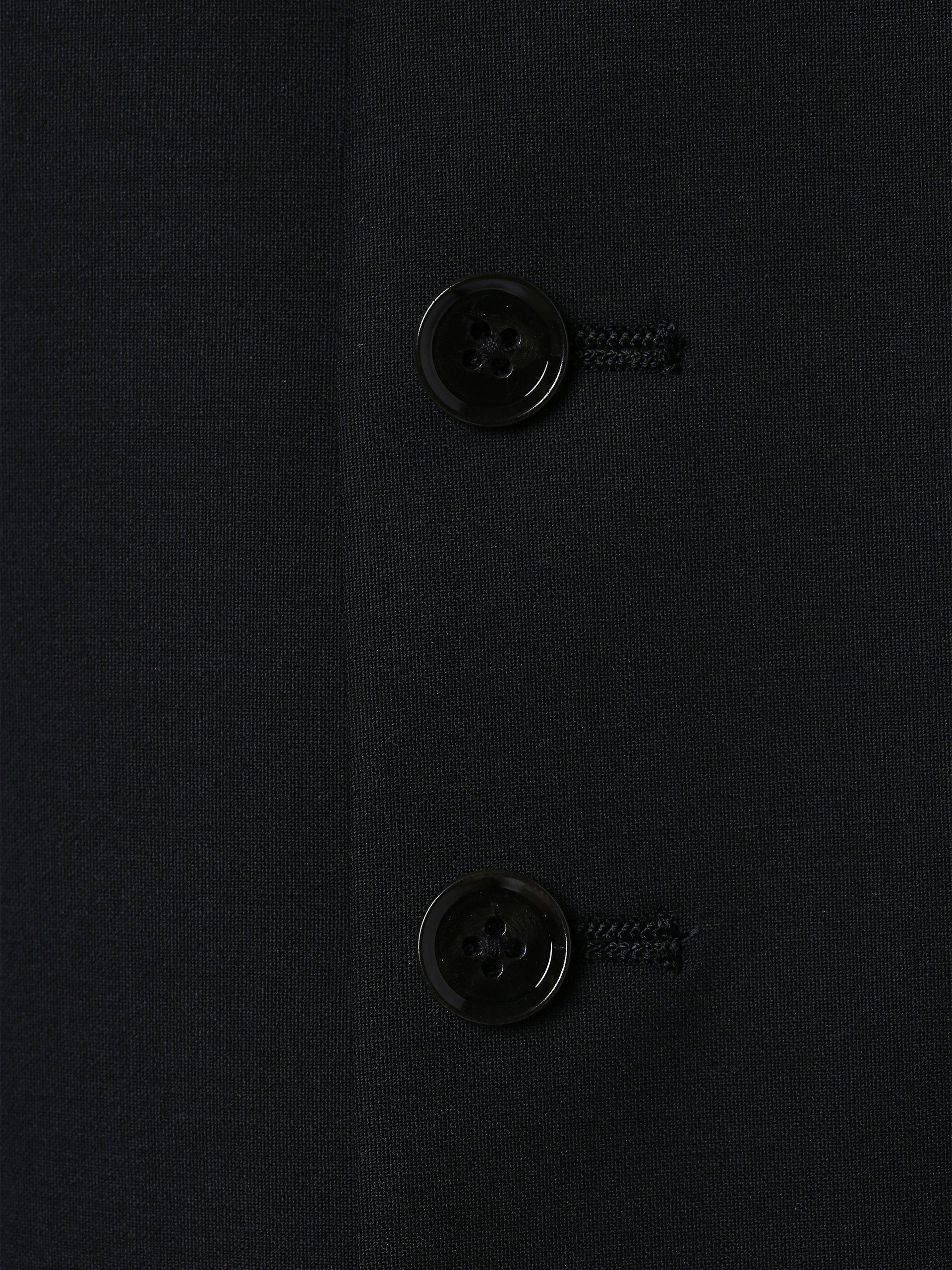Finshley & Harding Męska kamizelka od garnituru modułowego – Black Label