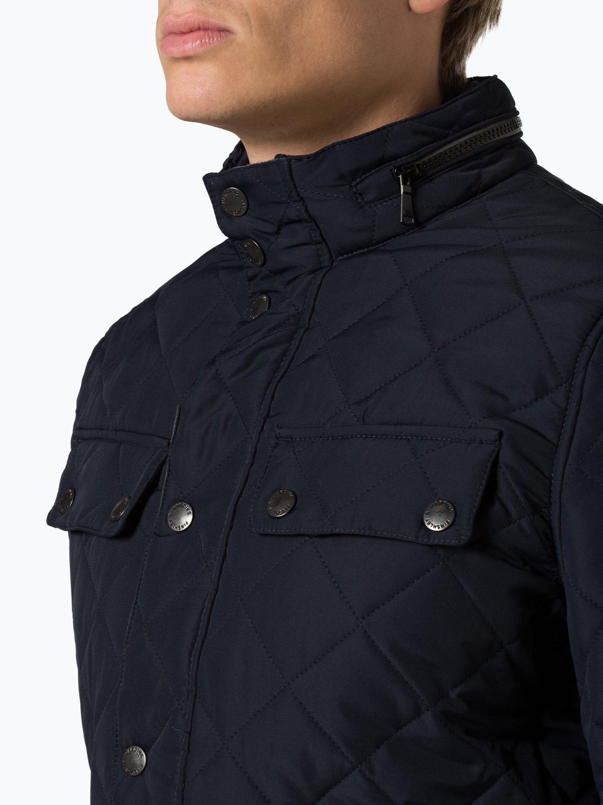 Finshley & Harding Męska kurtka pikowana