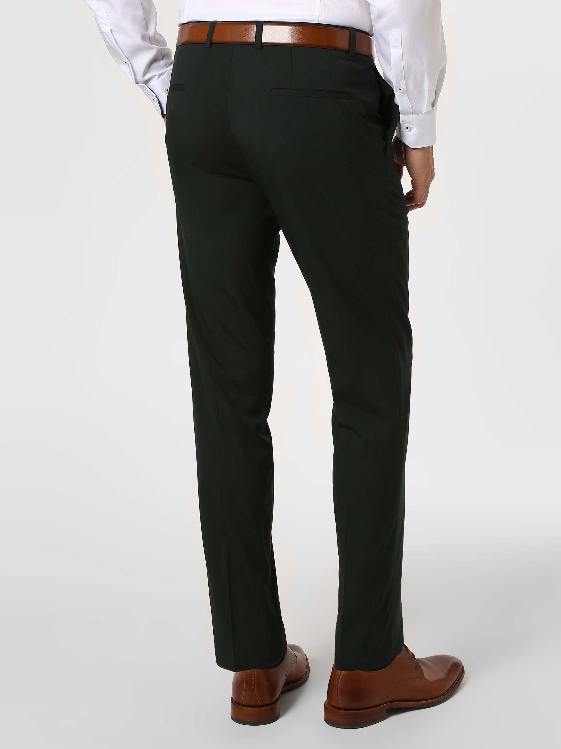Finshley & Harding Męskie spodnie od garnituru modułowego