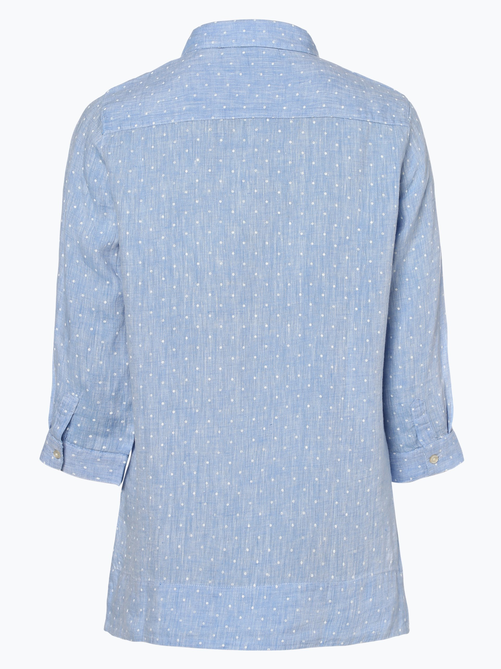 Franco Callegari Damen Bluse aus Leinen