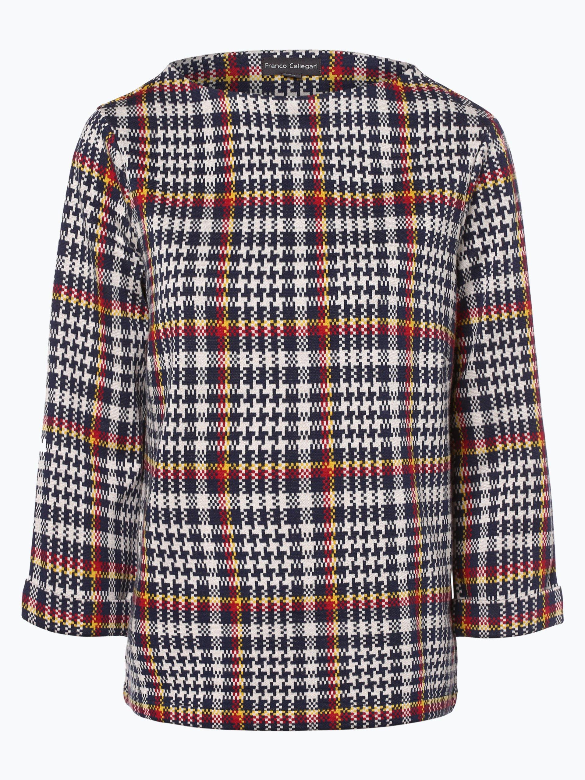 Franco Callegari Damen Blusenshirt