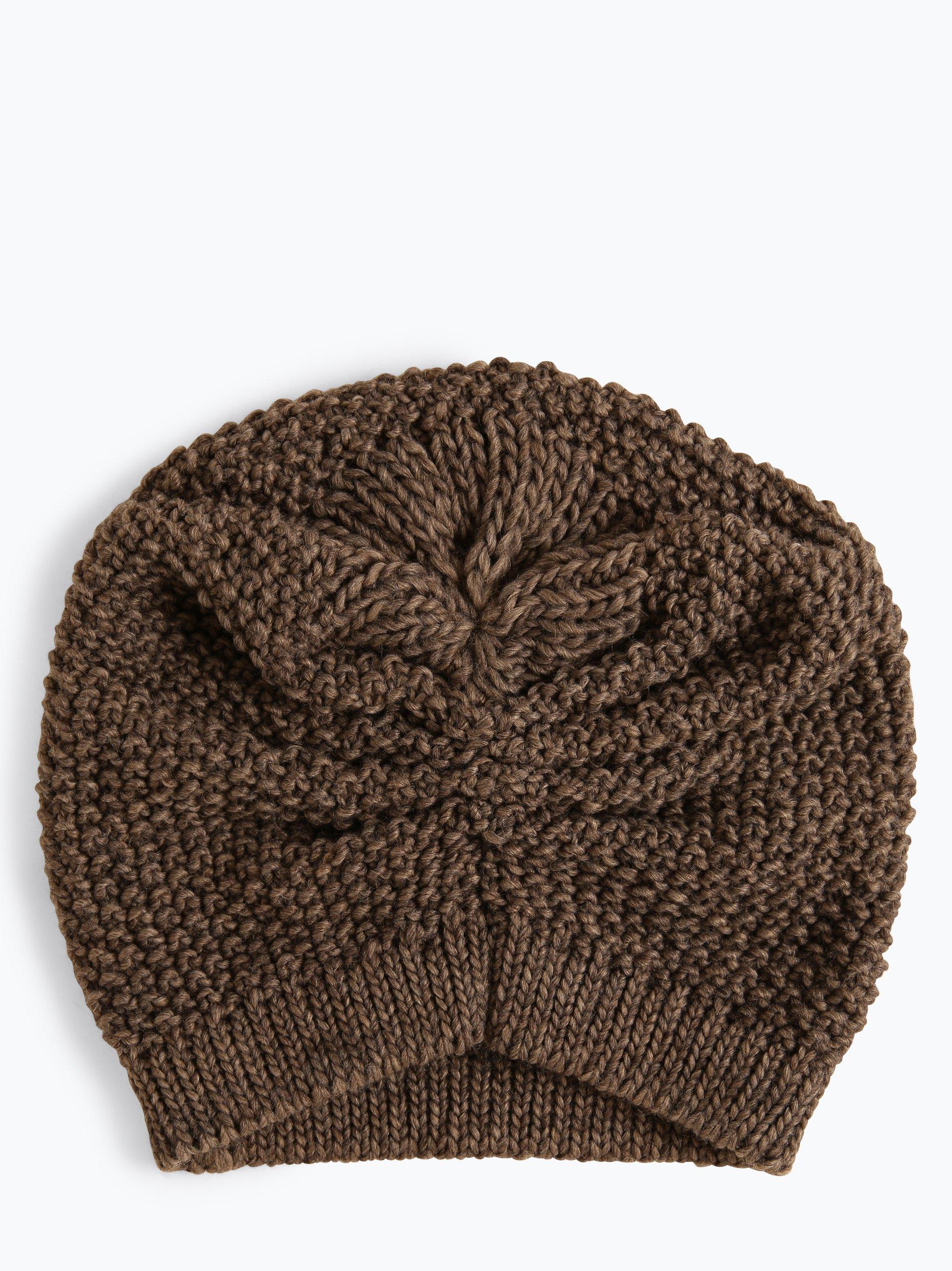 Franco Callegari Damen Mütze mit Alpaka-Anteil
