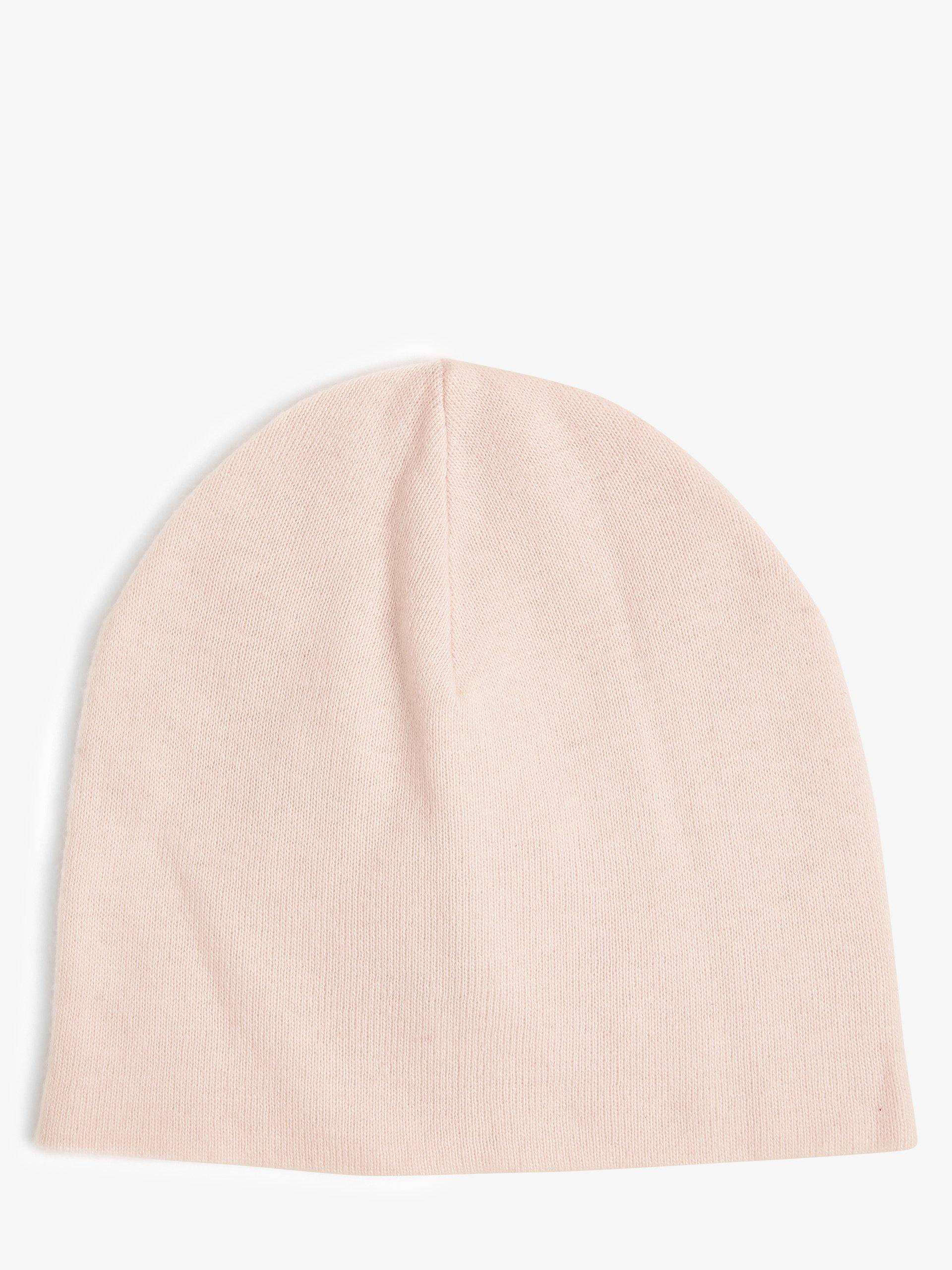 Franco Callegari Damen Mütze mit Alpaka- und Merino-Anteil