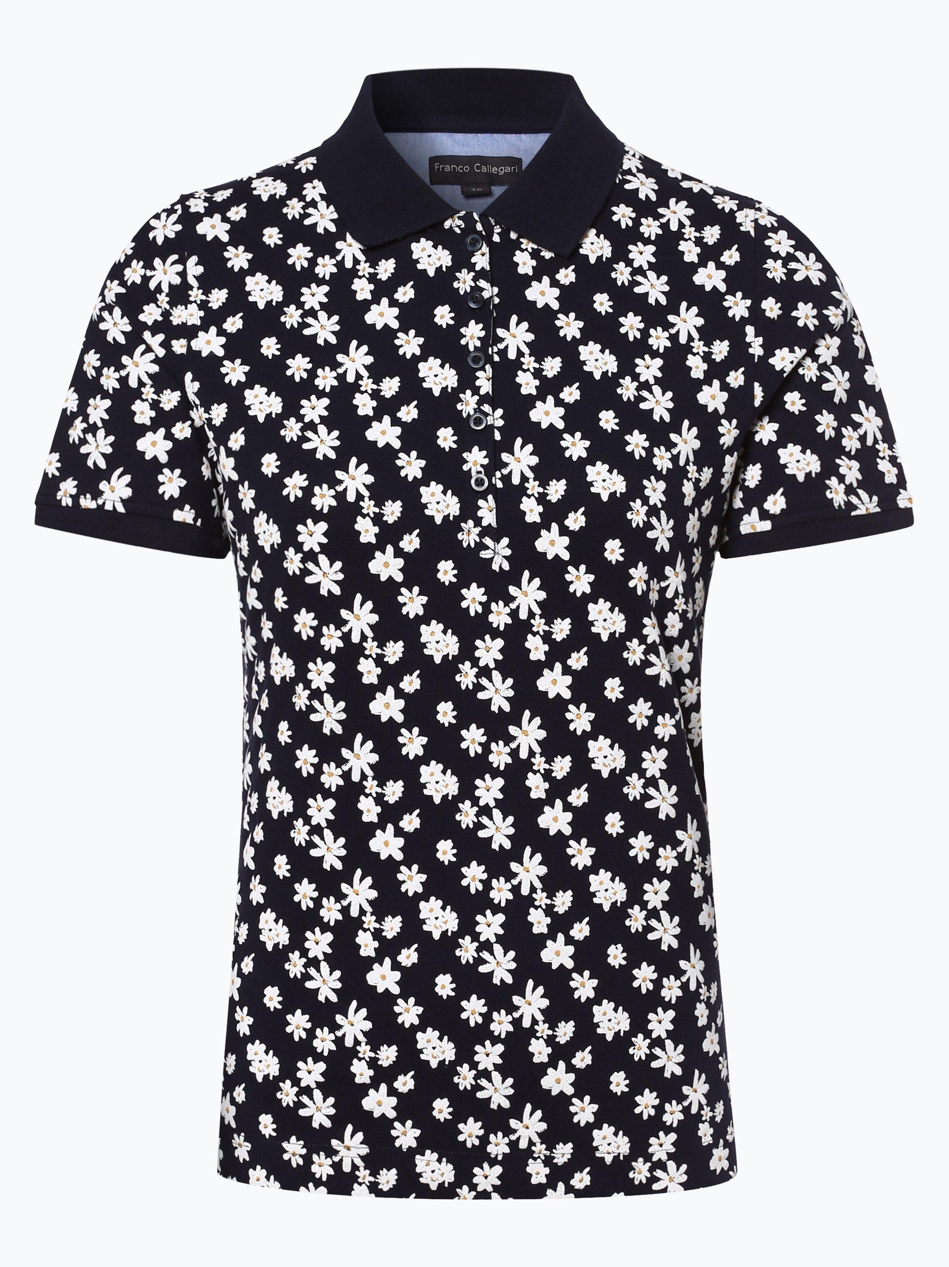 Franco Callegari Damen Poloshirt