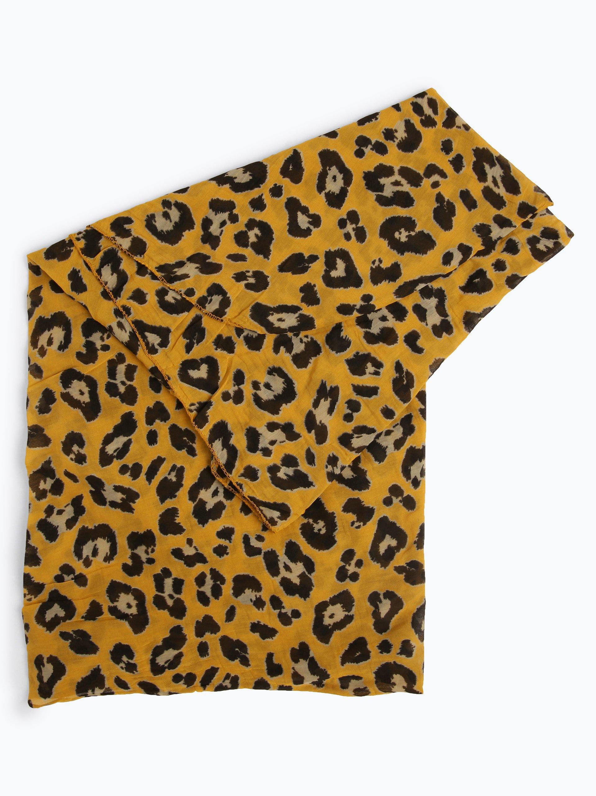 Franco Callegari Damen Schal mit Seiden-Anteil