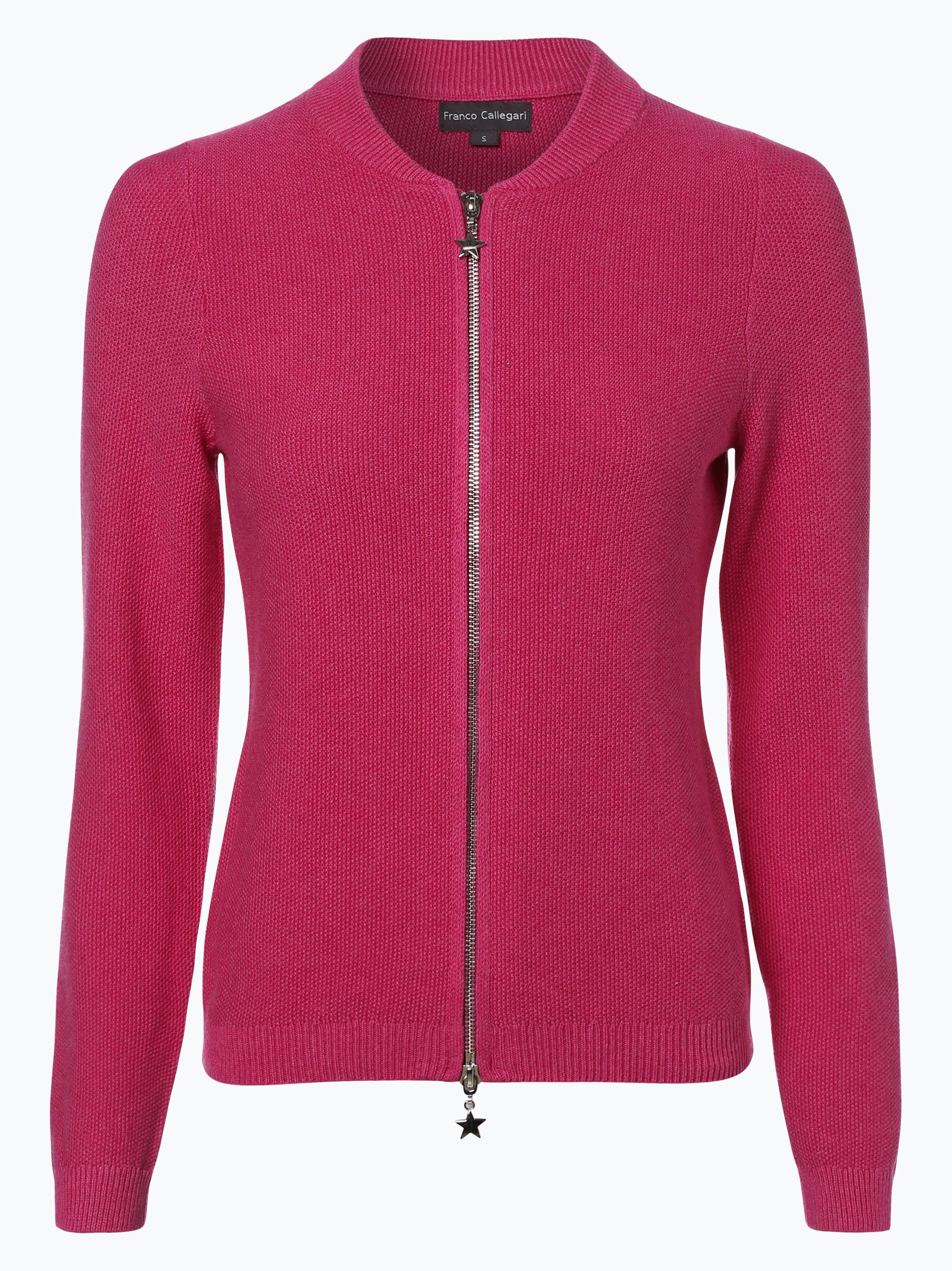 Franco Callegari Damen Strickjacke