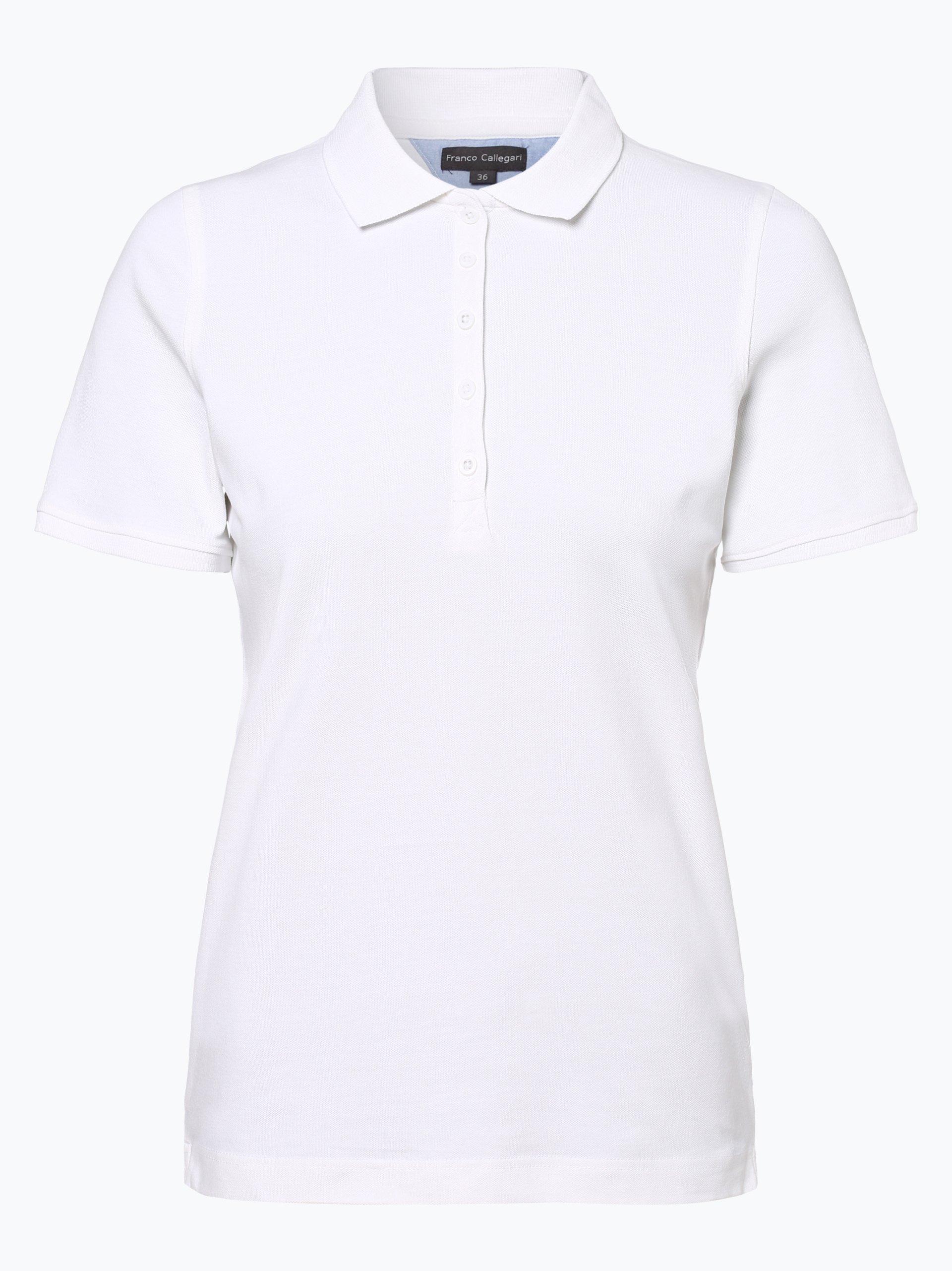 Franco Callegari Damska koszulka polo