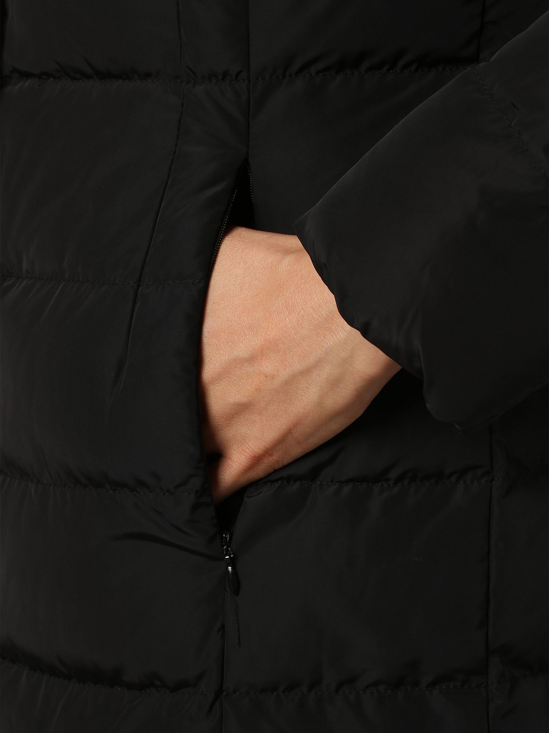 Franco Callegari Damski płaszcz pikowany