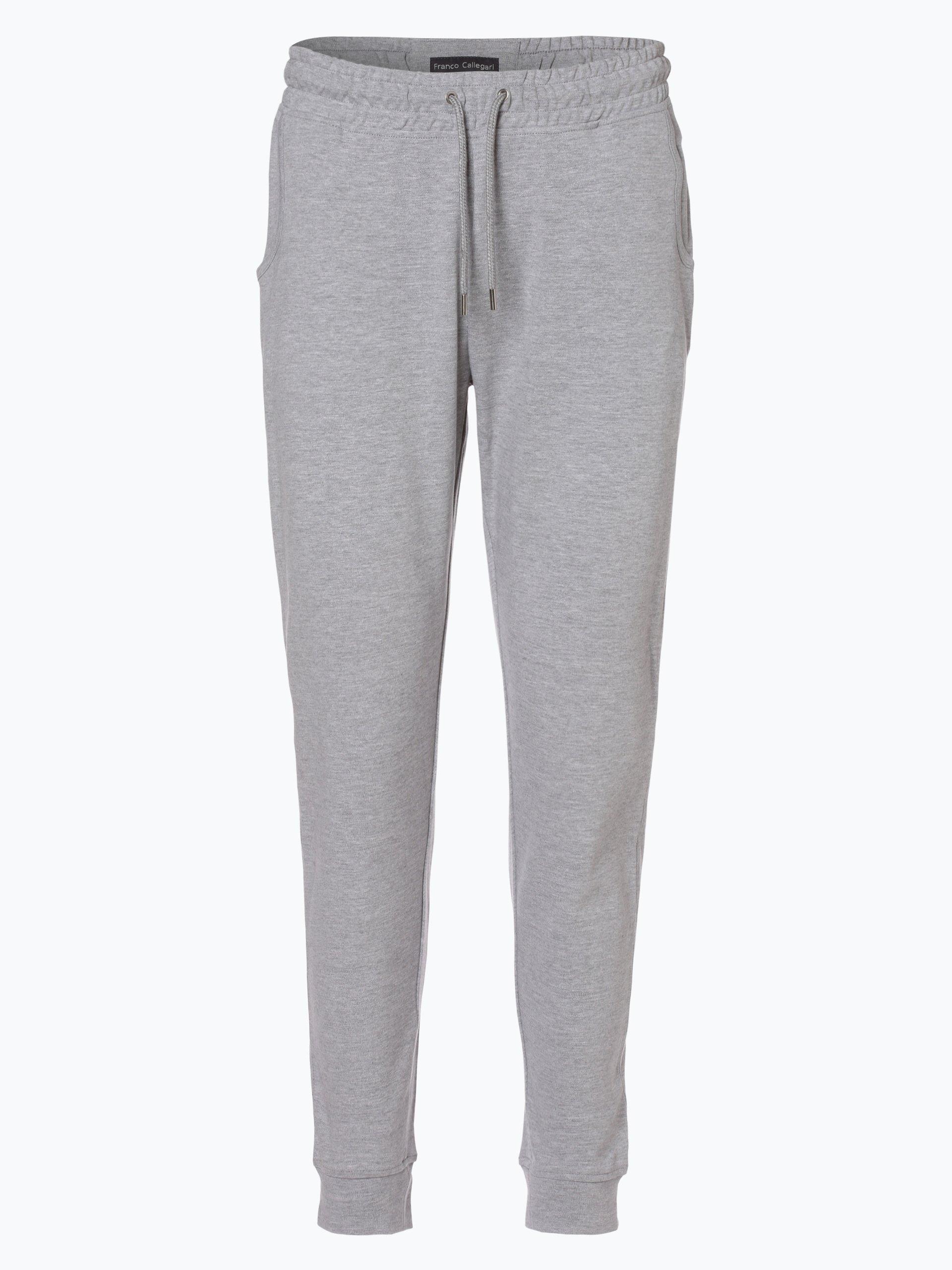 Franco Callegari Damskie spodnie dresowe
