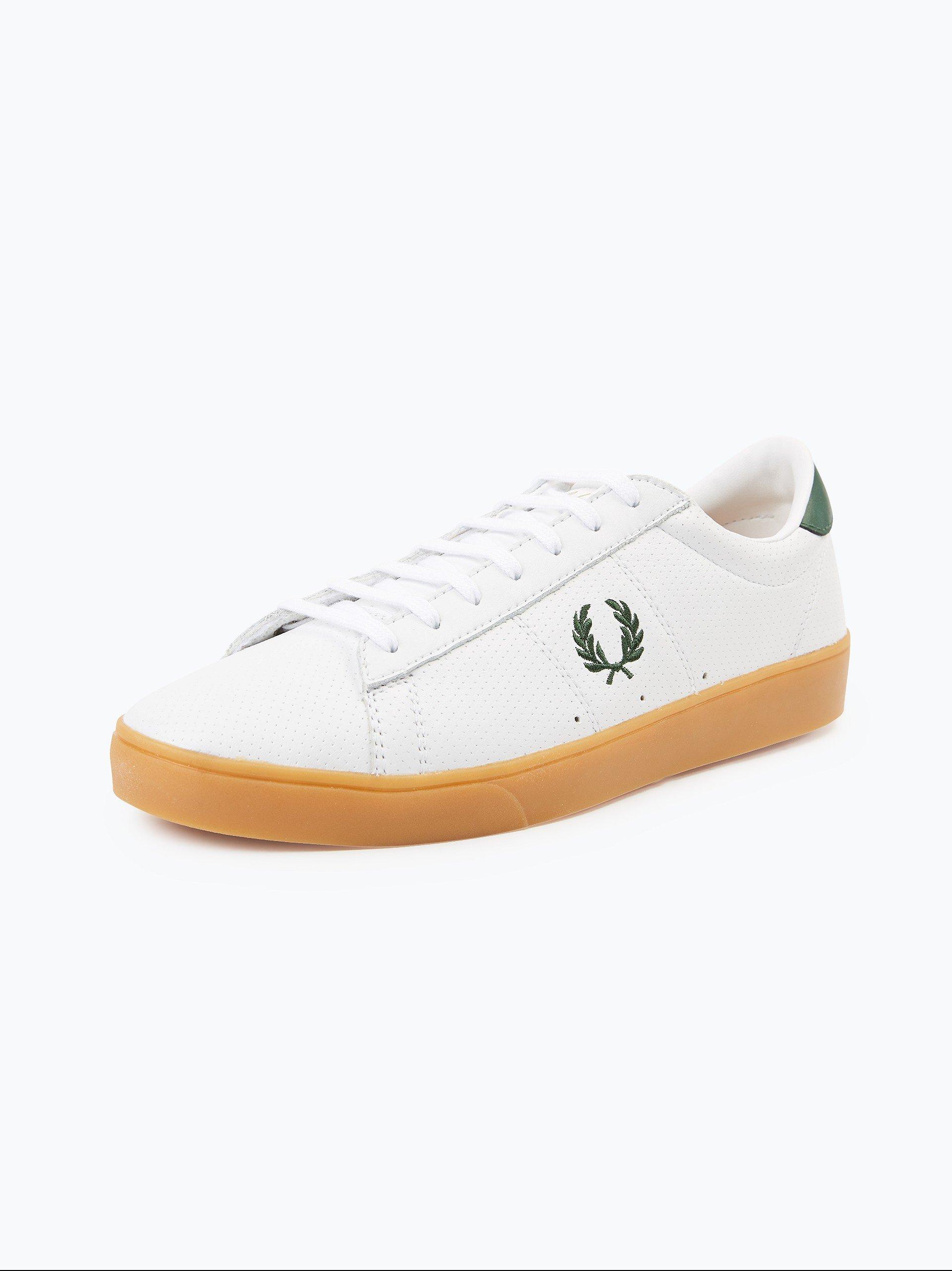 Fred Perry Herren Sneaker aus Leder - Spencer