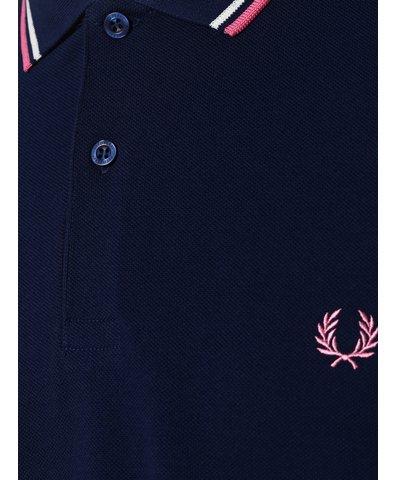 Fred Perry Męska koszulka polo kup online FU granatowy
