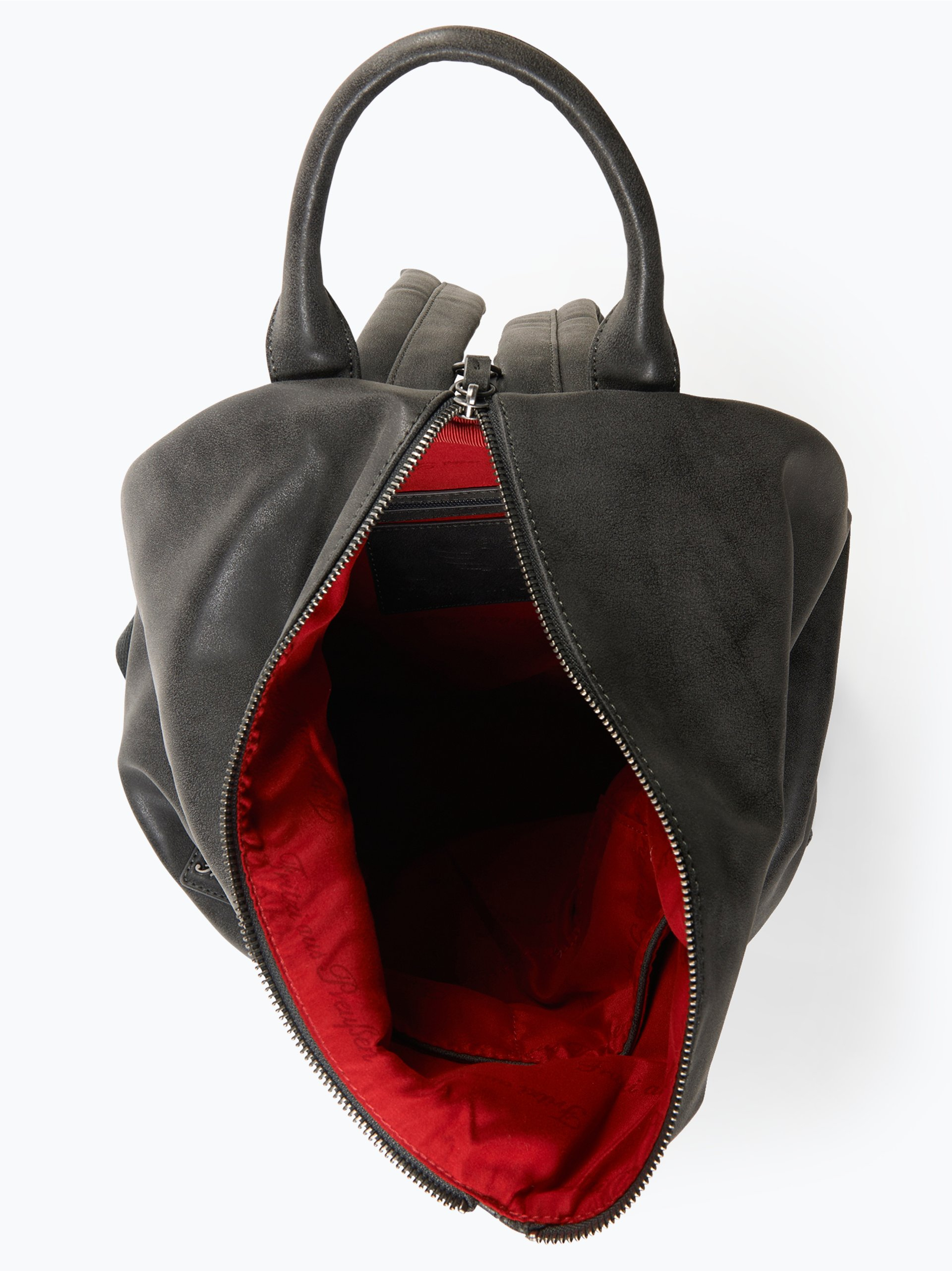 fritzi aus preussen damen rucksack in leder optik marit 2 online kaufen peek und. Black Bedroom Furniture Sets. Home Design Ideas