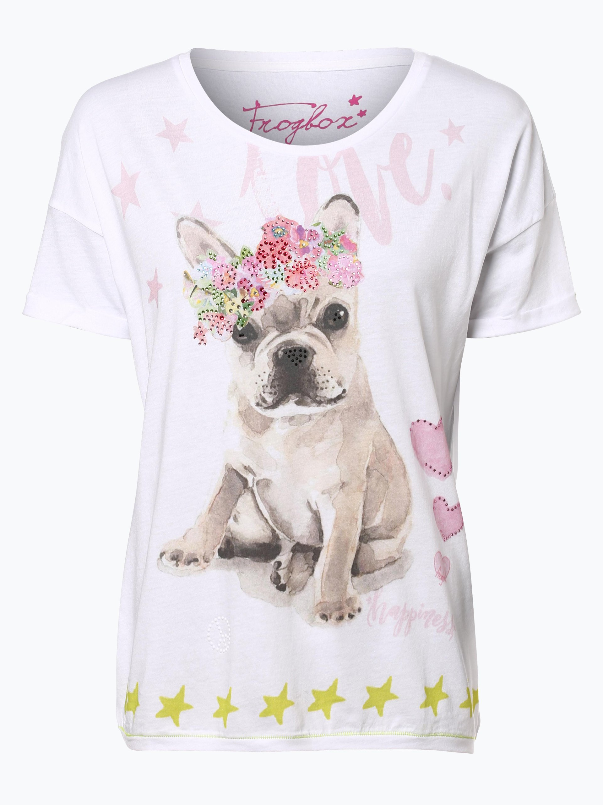 Frogbox T-shirt damski