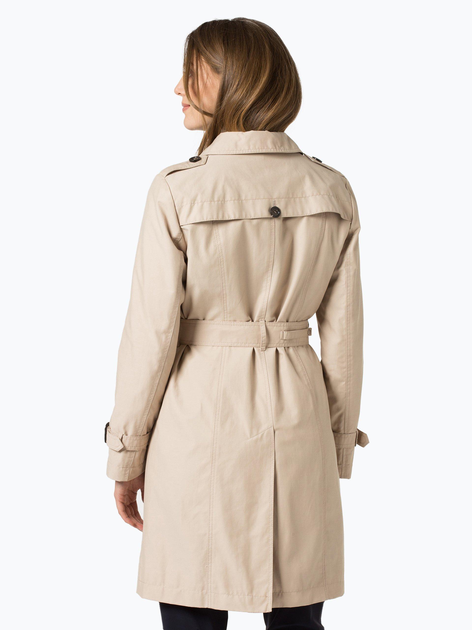 fuchs schmitt damen mantel beige uni online kaufen vangraaf com. Black Bedroom Furniture Sets. Home Design Ideas