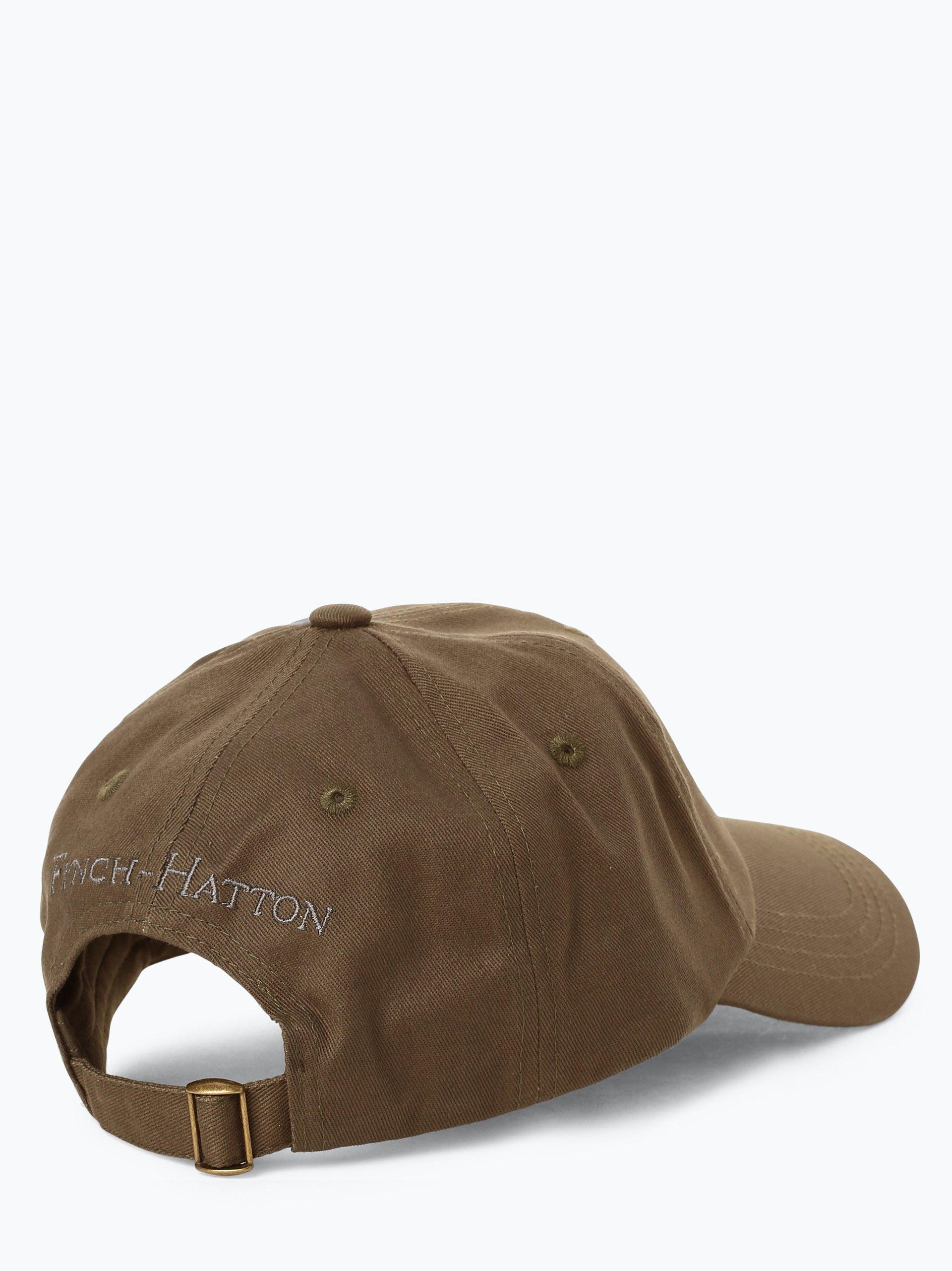 Fynch-Hatton Męska czapka z daszkiem