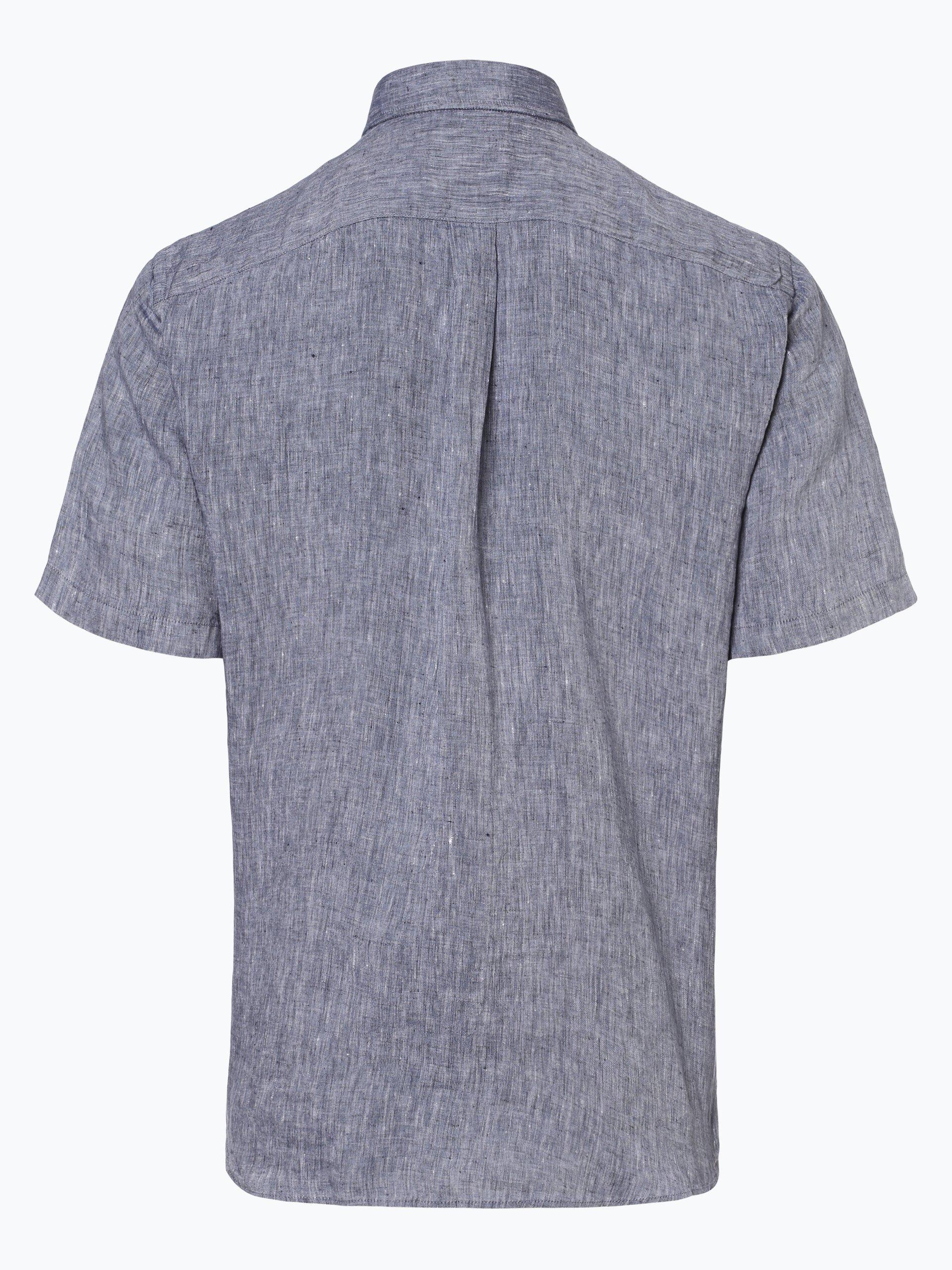 Fynch Hatton Męska koszula lniana