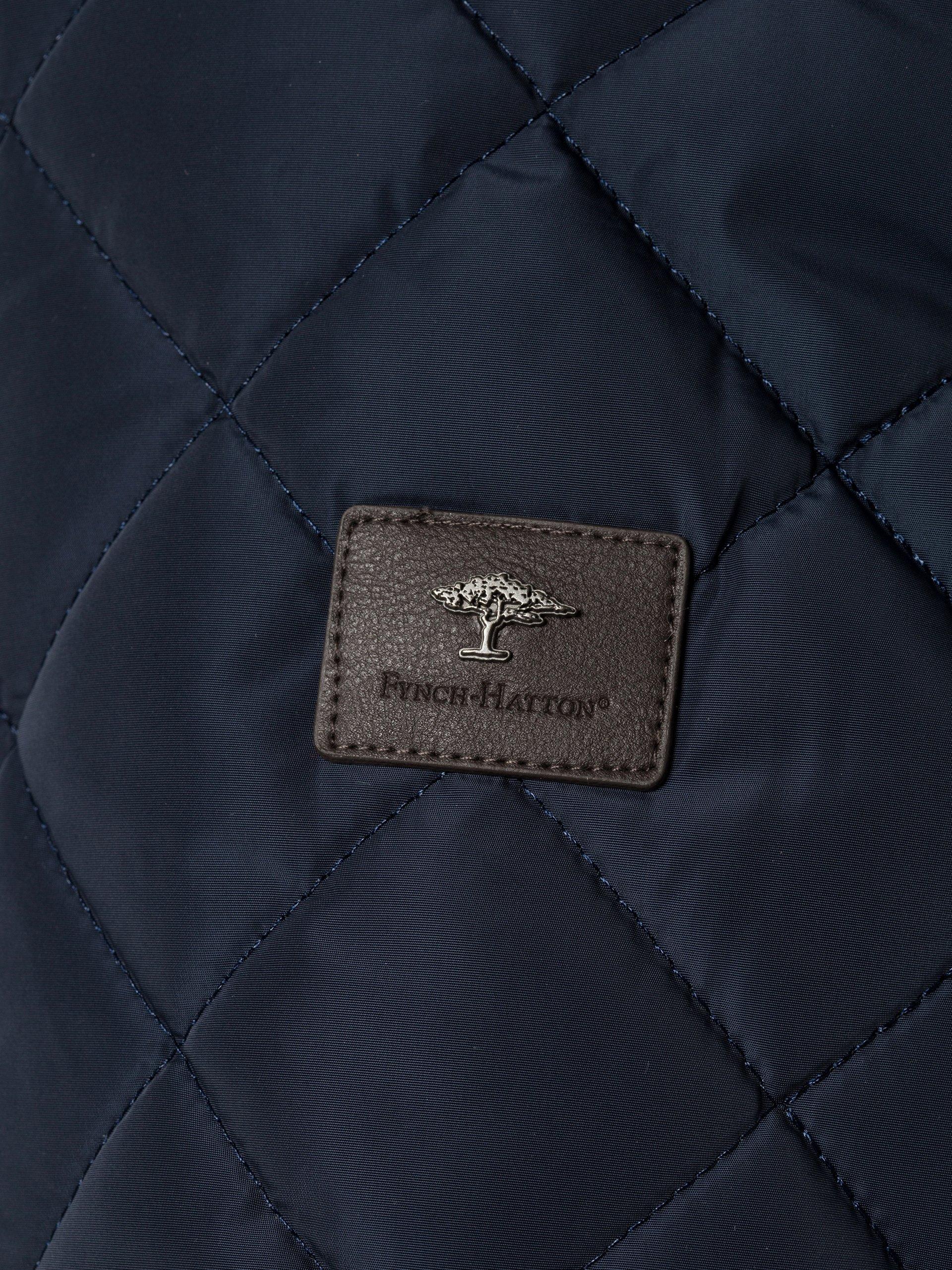 Fynch-Hatton Męska kurtka pikowana