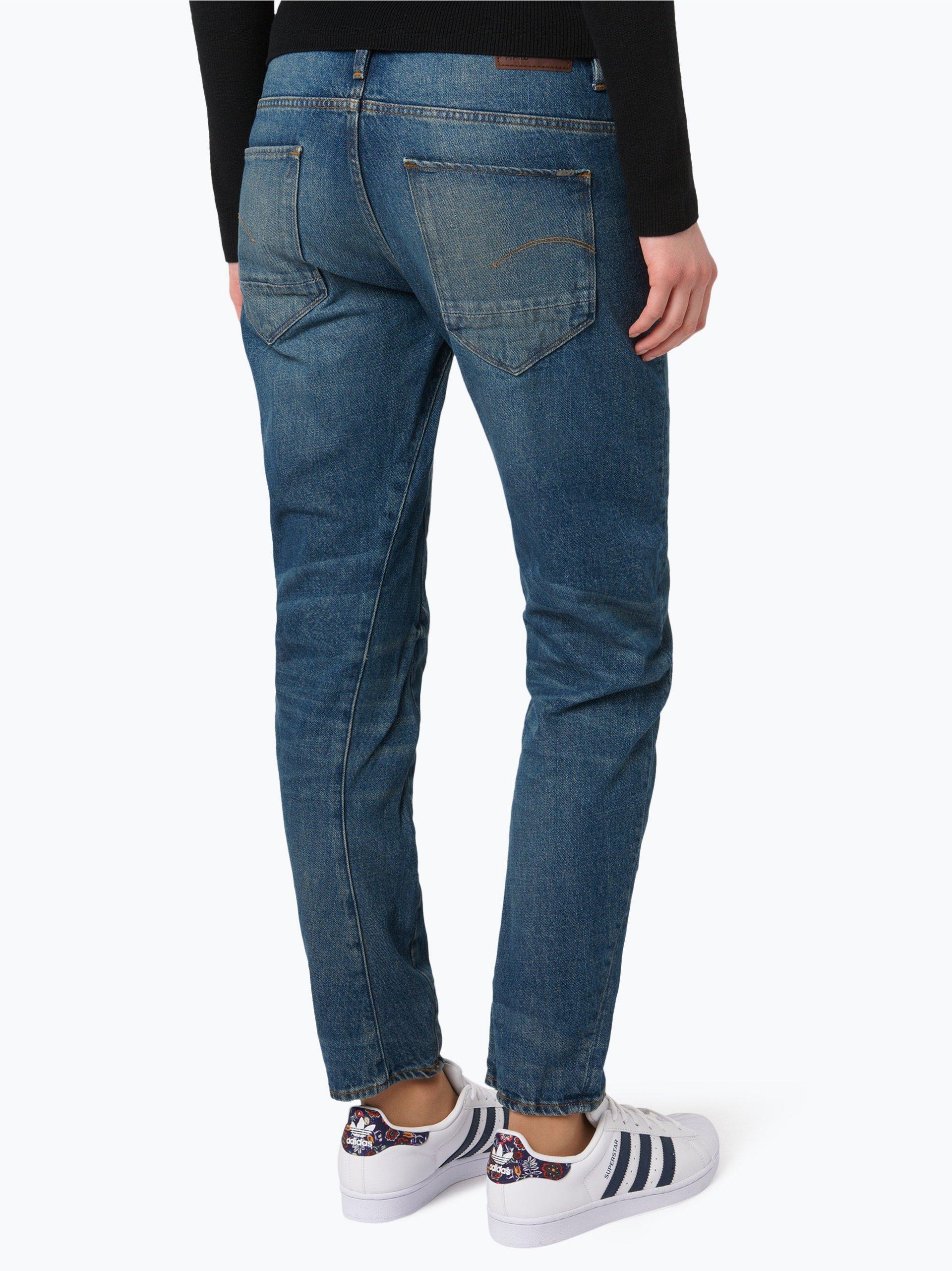 g star damen jeans arc blau uni online kaufen peek und. Black Bedroom Furniture Sets. Home Design Ideas