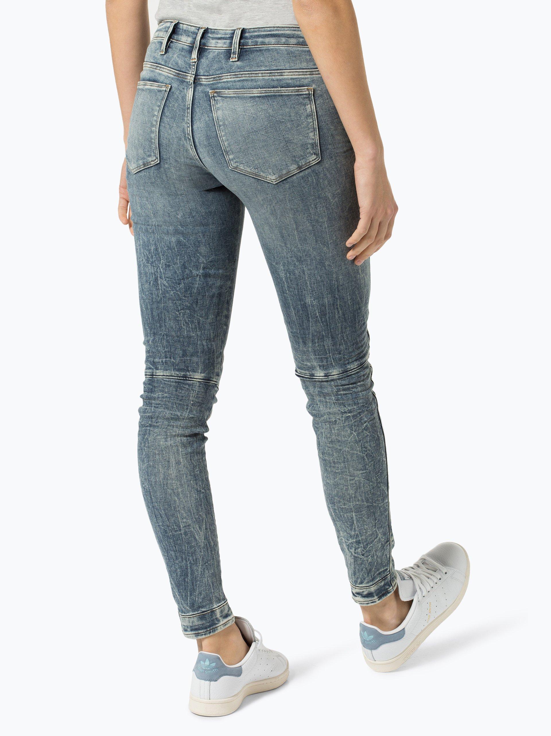 g star damen jeans elwood blau hellblau uni online. Black Bedroom Furniture Sets. Home Design Ideas