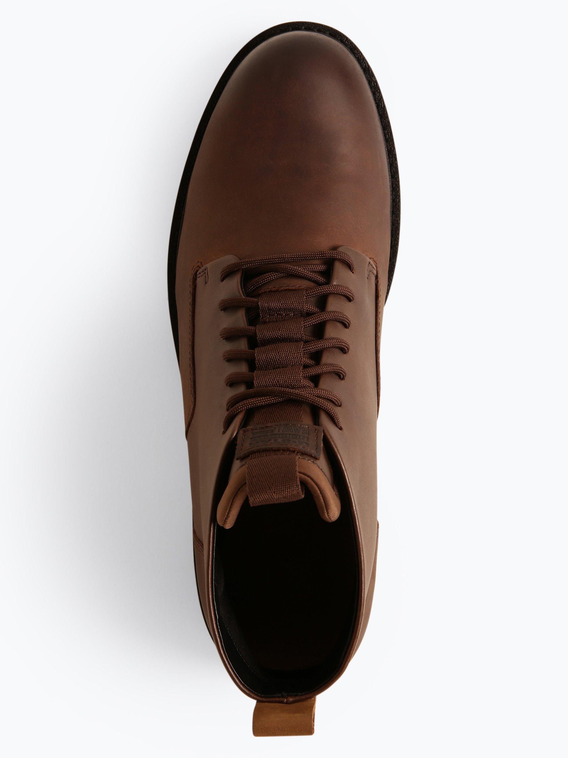 G-Star Herren Boots mit Leder-Anteil - Core