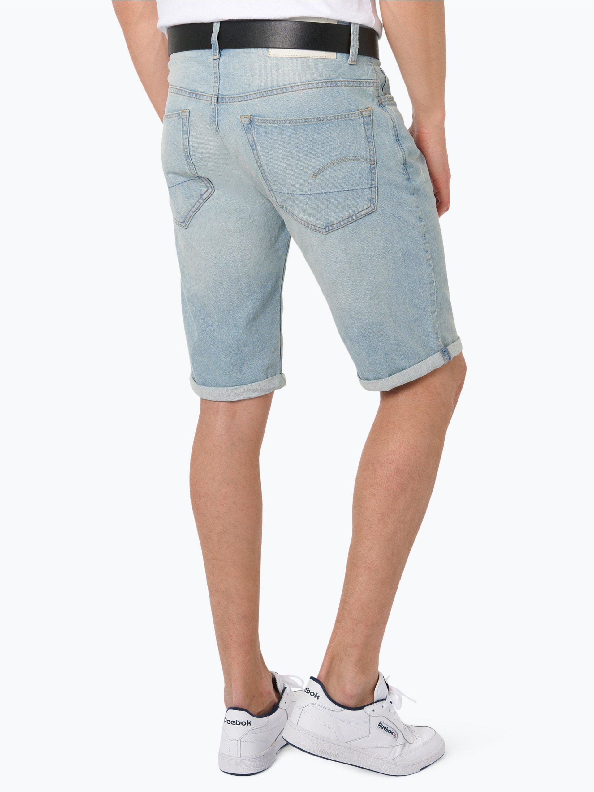 g star herren jeans bermuda online kaufen peek und. Black Bedroom Furniture Sets. Home Design Ideas