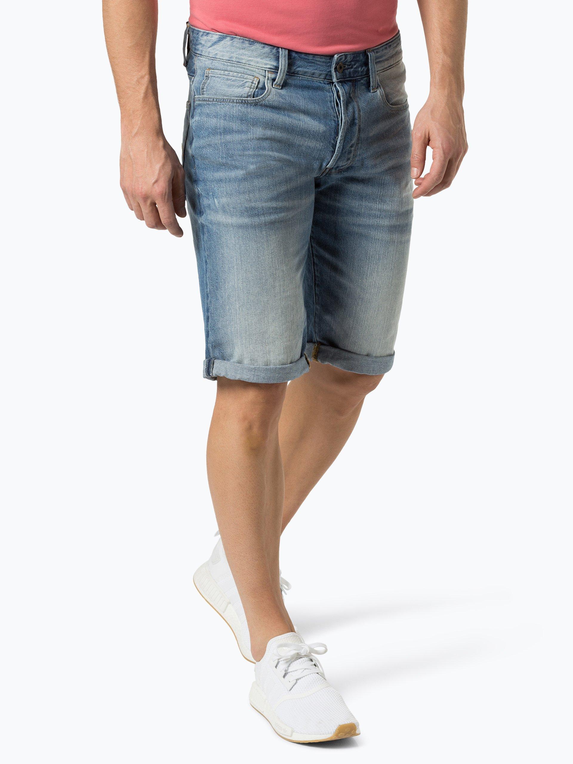 G-Star Herren Jeansshorts - 3301