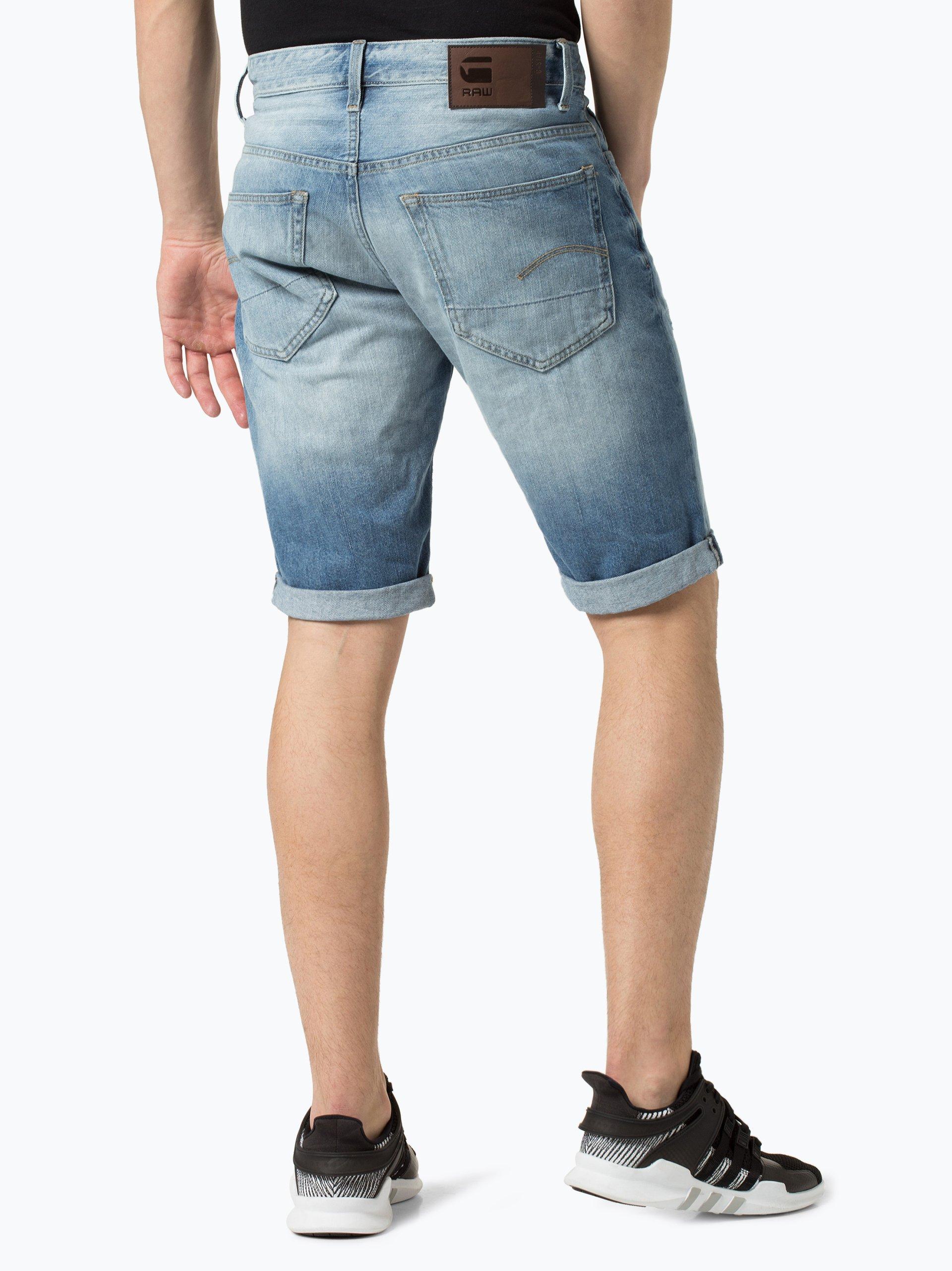 g star herren jeansshorts online kaufen peek und. Black Bedroom Furniture Sets. Home Design Ideas