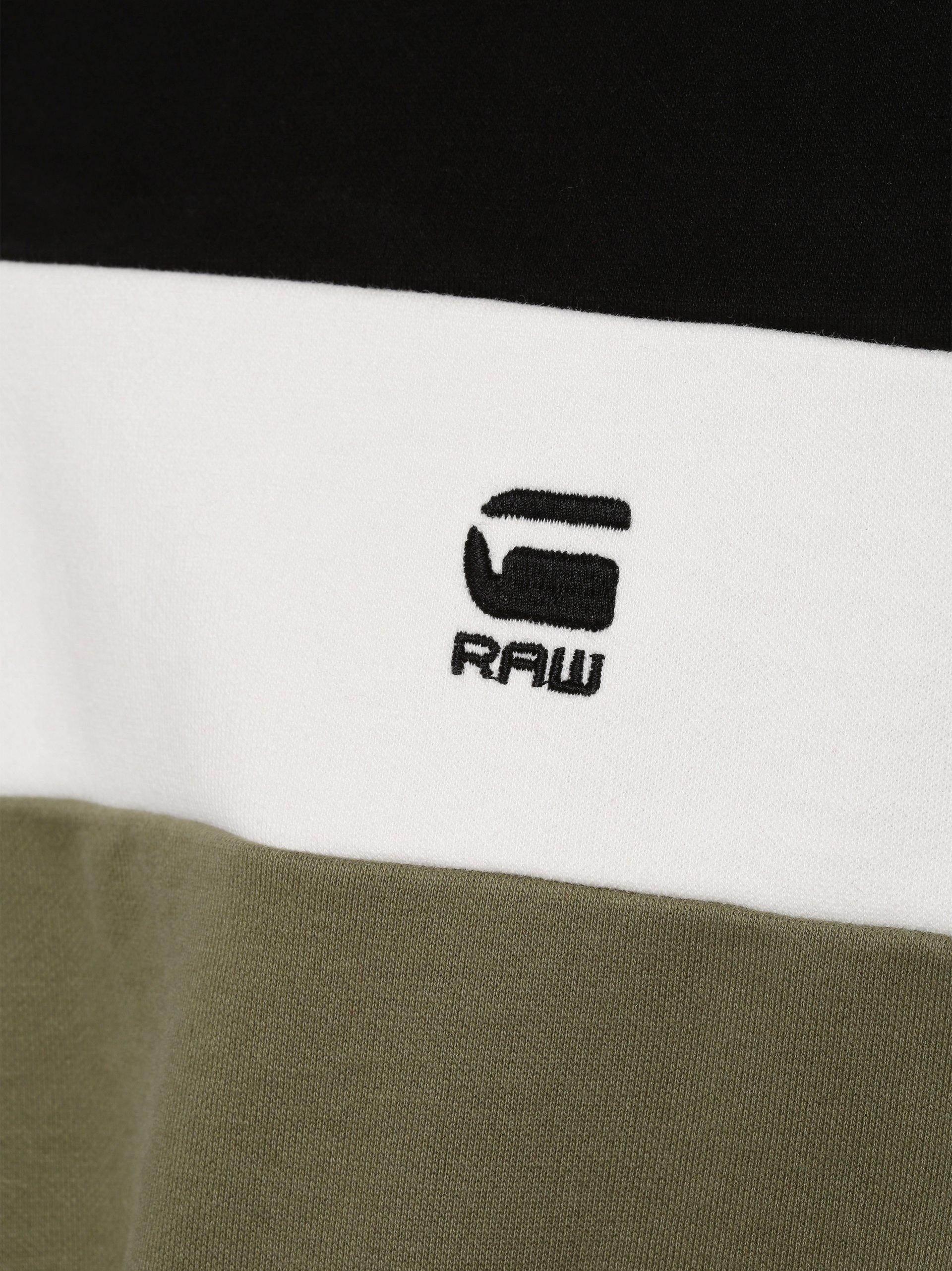 G-Star Męska bluza nierozpinana – Graphic 81 Core