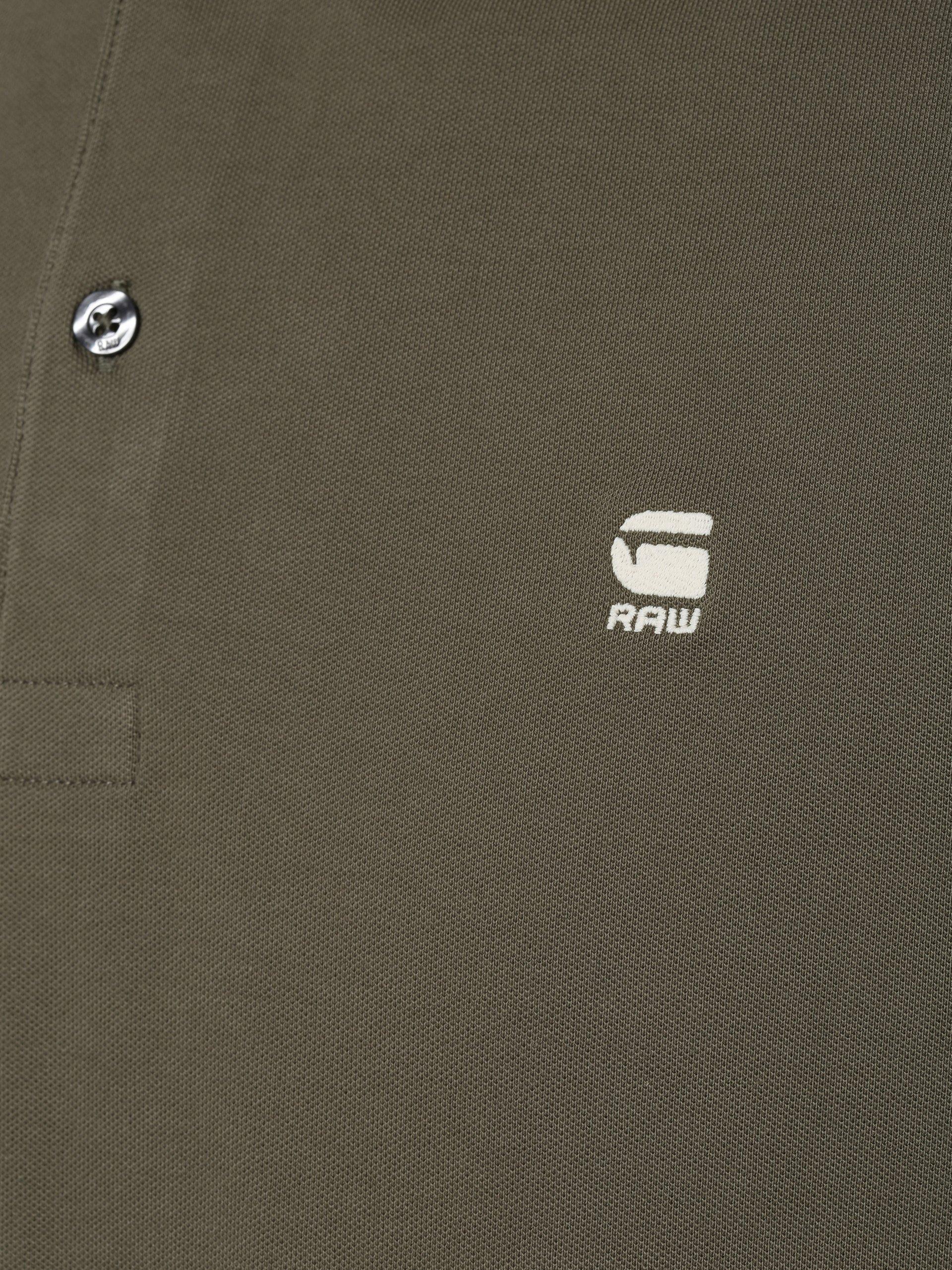 G-Star Męska koszulka polo – Dunda
