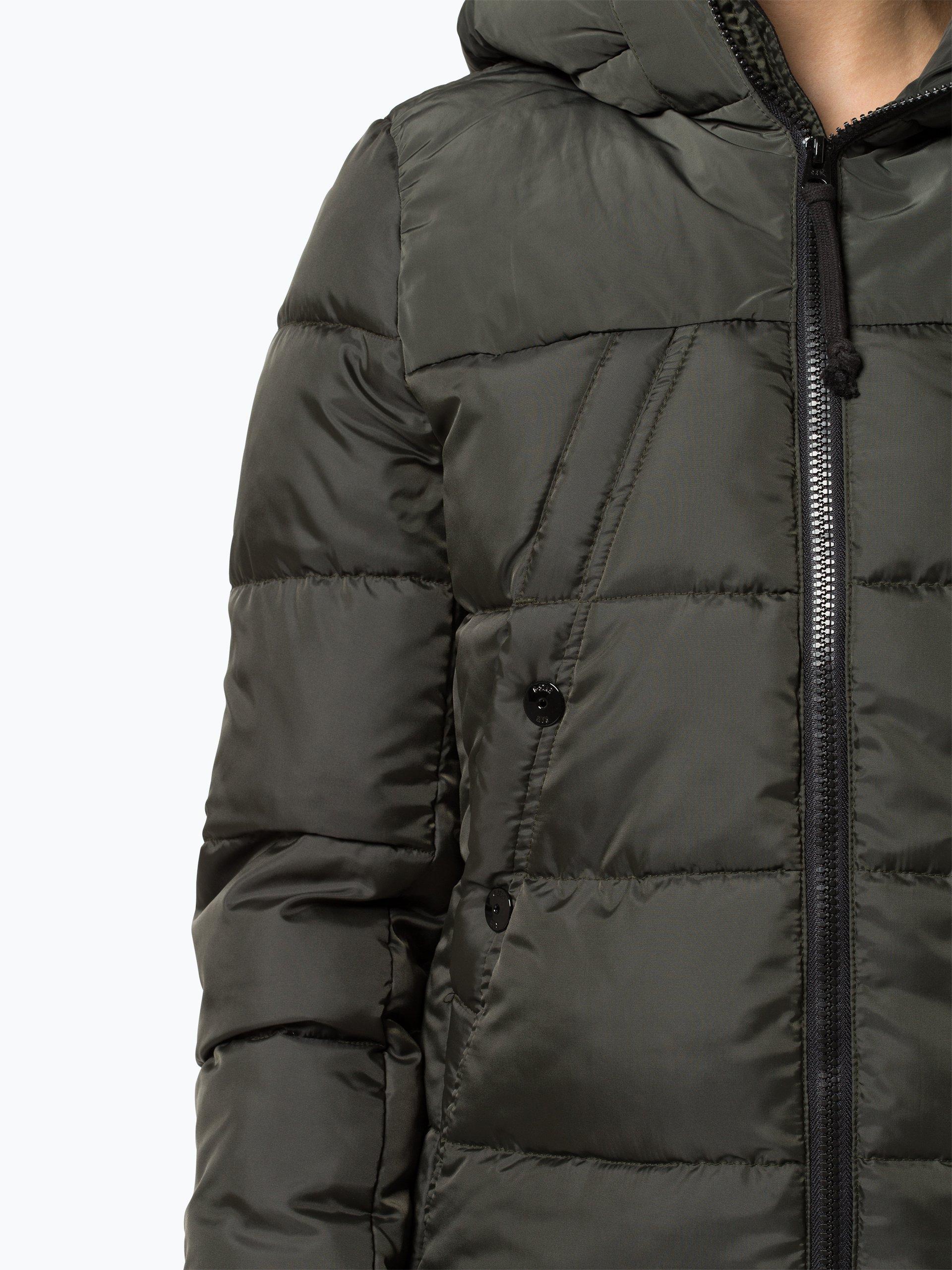 G-Star RAW Damski płaszcz pikowany