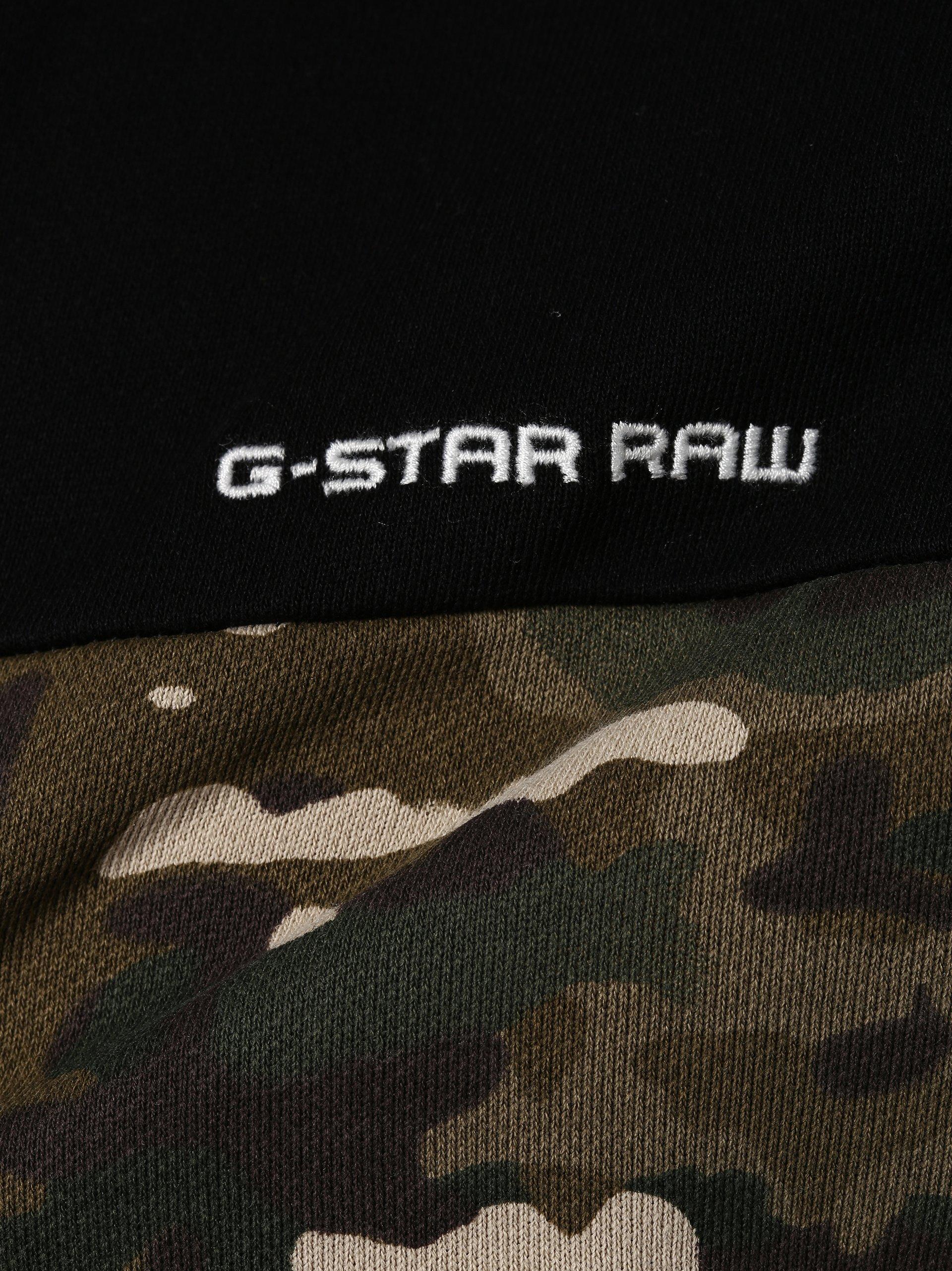 G-Star RAW Męska bluza nierozpinana