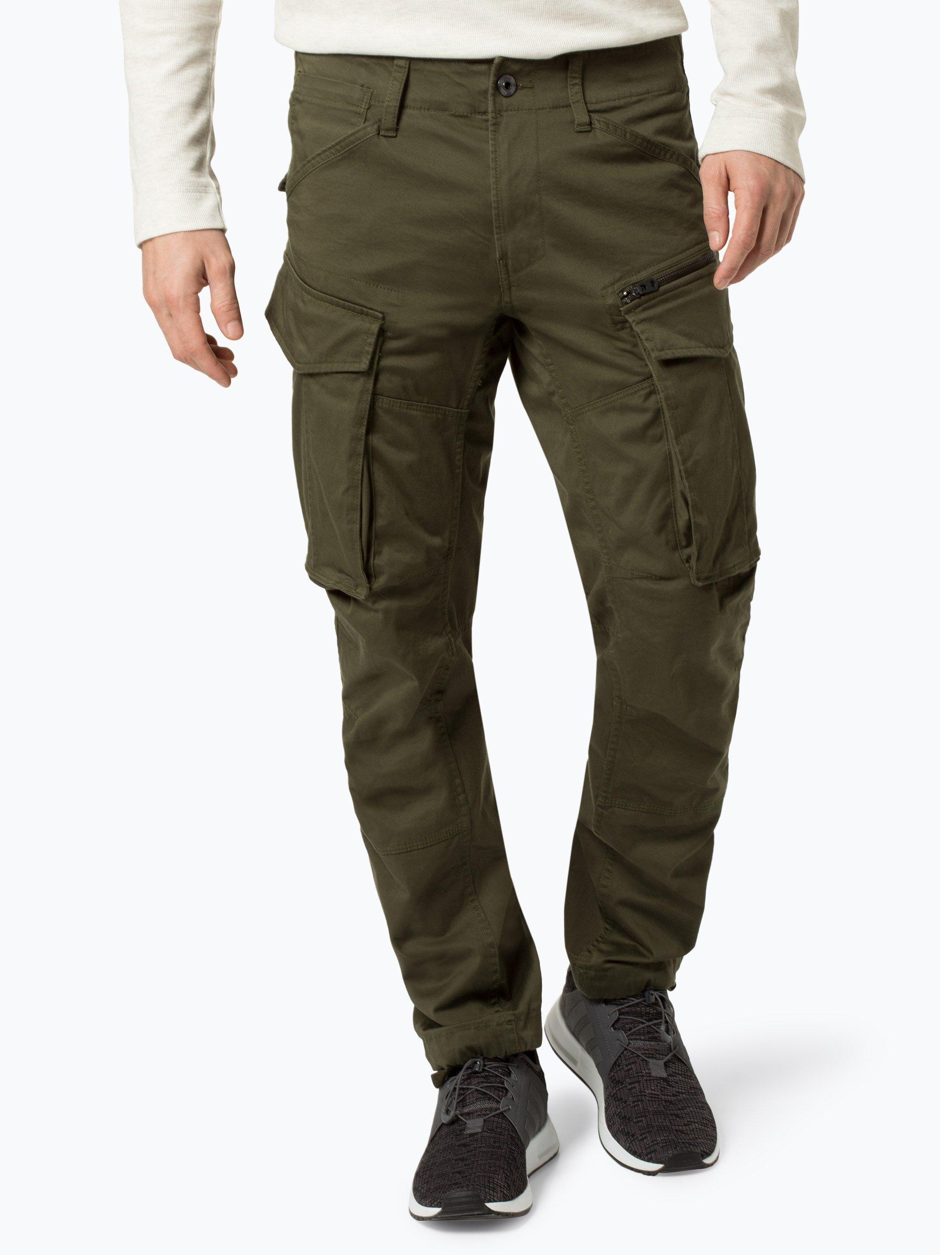 G-Star RAW Spodnie męskie – Rovic Zip 3D tapered