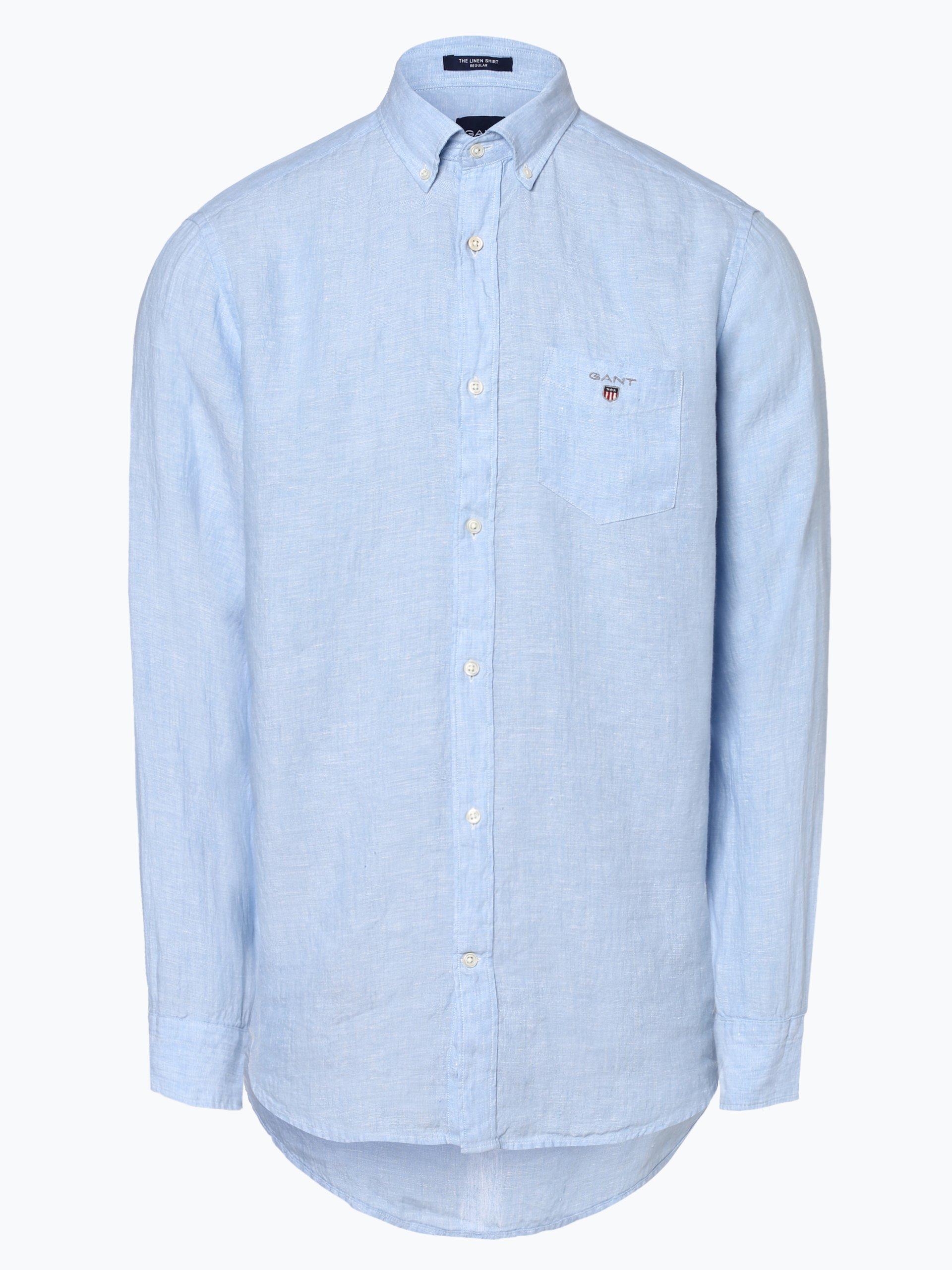 Gant Herren Leinenhemd
