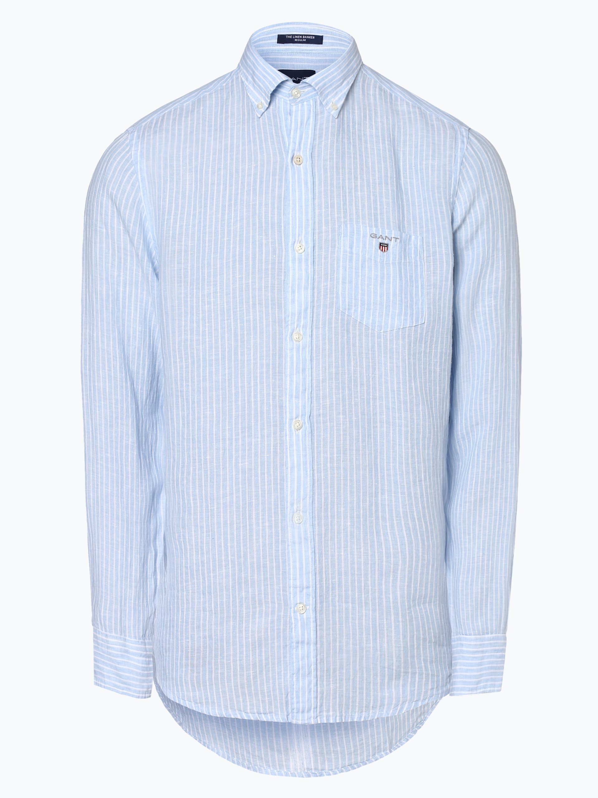 Gant Męska koszula lniana