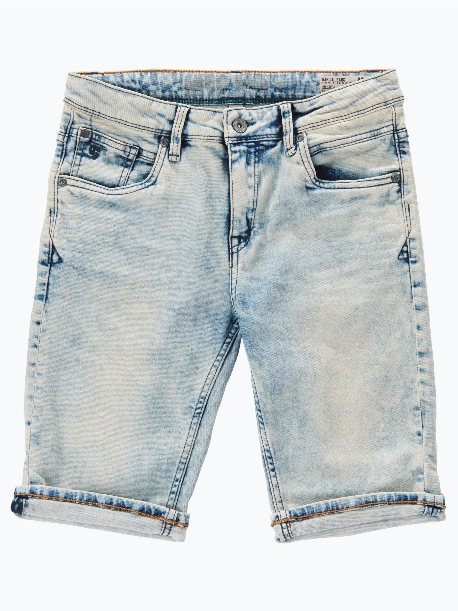 Garcia Jungen Jeans-Bermuda Slim Fit