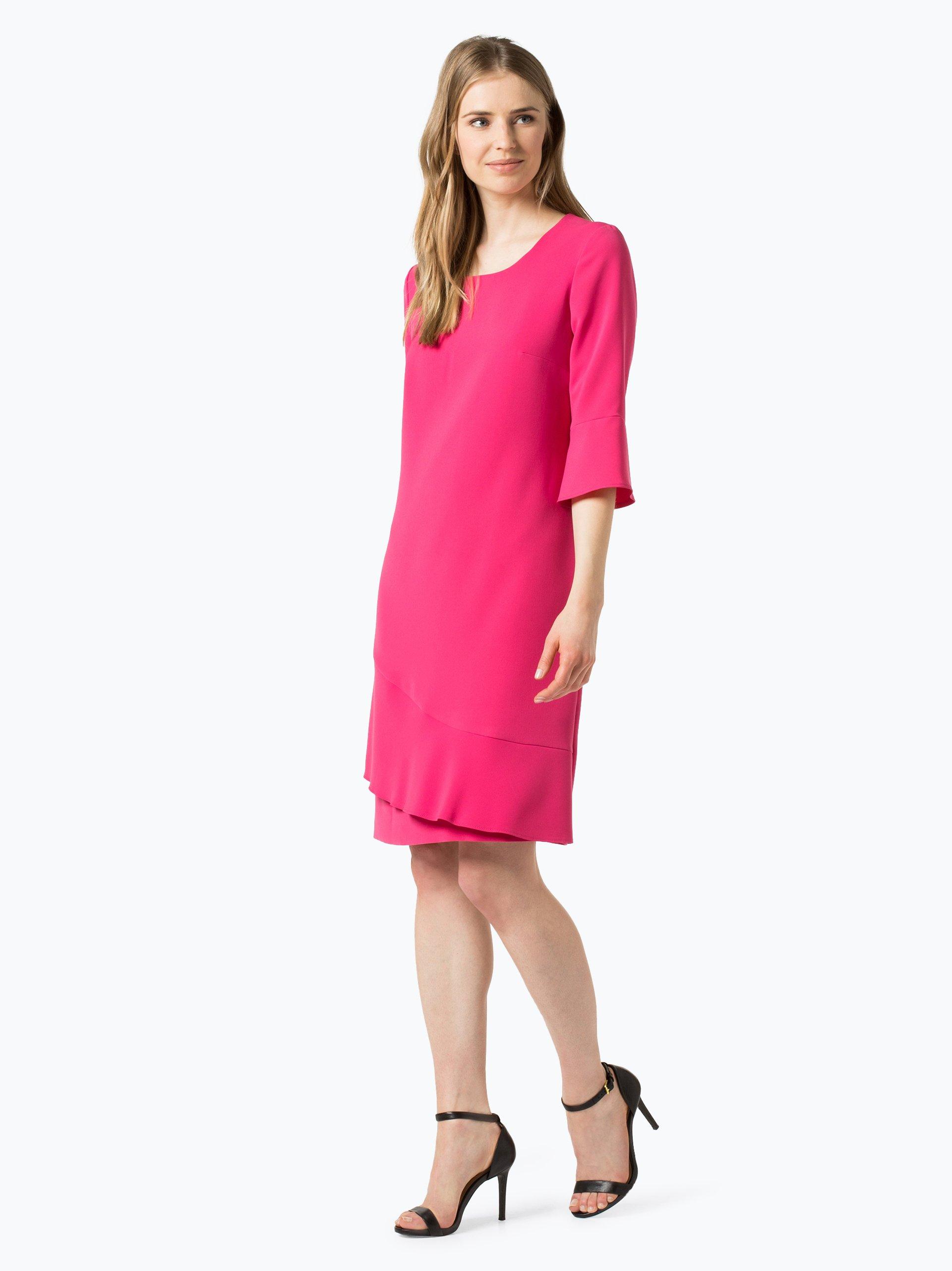 gerry weber damen kleid pink uni online kaufen peek und cloppenburg de. Black Bedroom Furniture Sets. Home Design Ideas