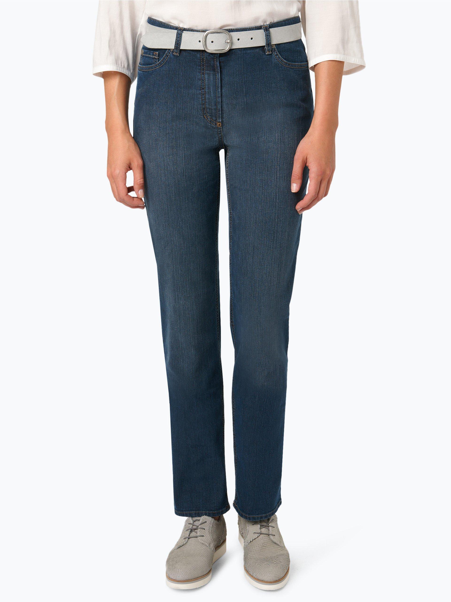 gerry weber edition damen jeans romy rinsed uni online kaufen vangraaf com. Black Bedroom Furniture Sets. Home Design Ideas