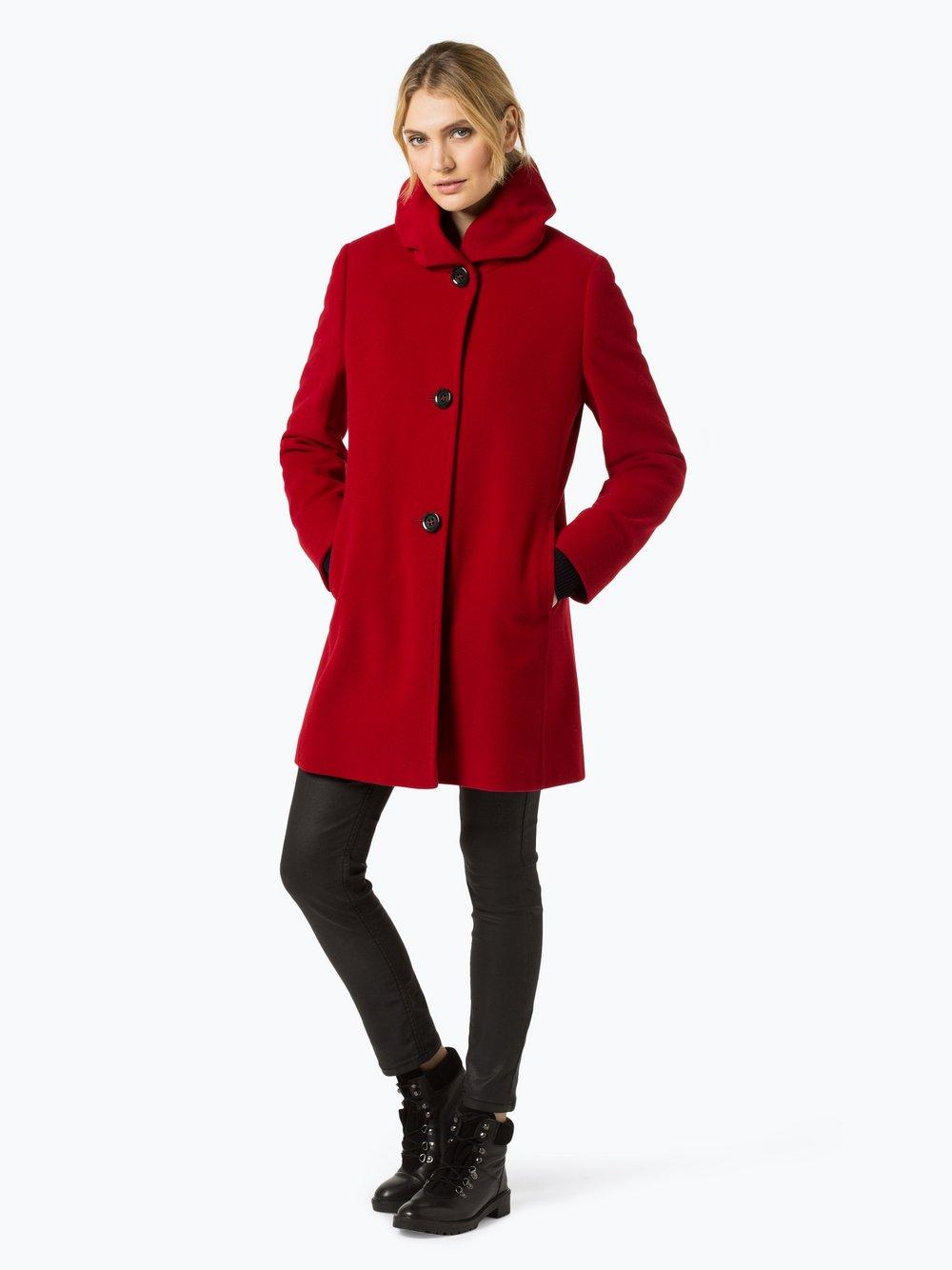 Płaszcz damski z dodatkiem kaszmiru Gil Bret Płaszcze