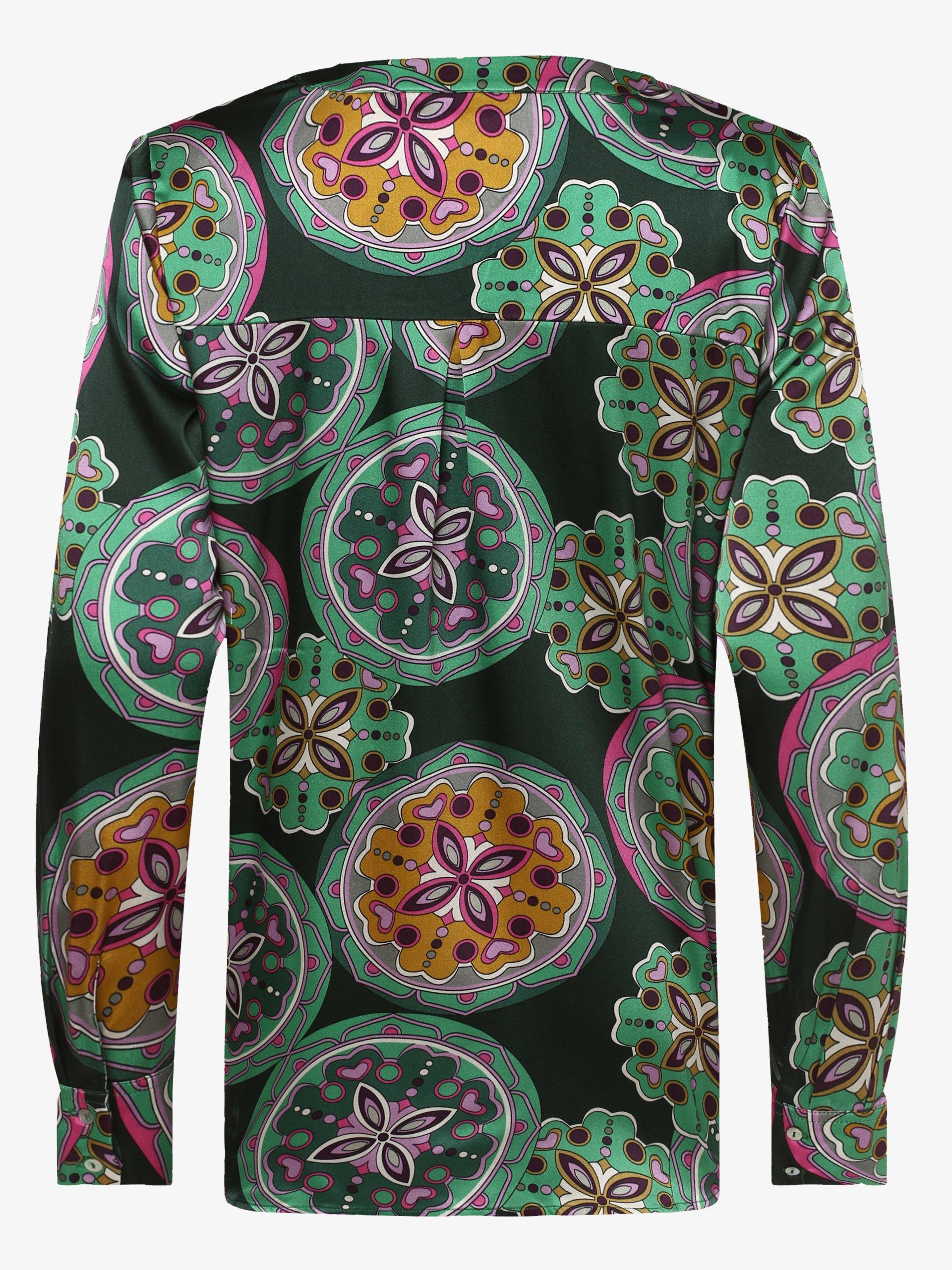 Grace Damen Bluse aus Seiden-Mix