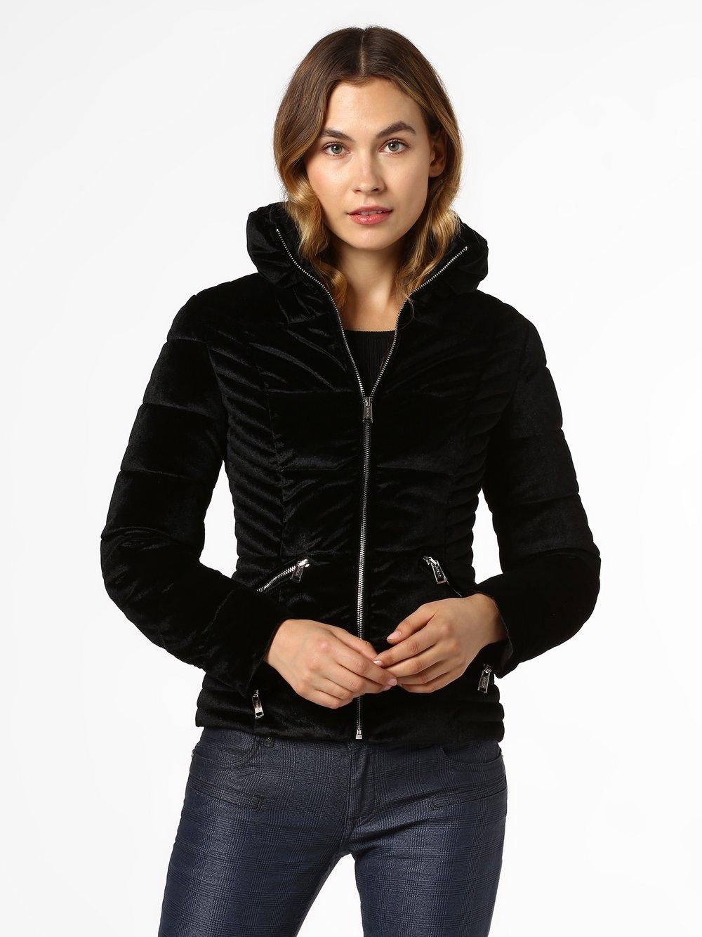 Guess Jeans Damska kurtka pikowana kup online | VANGRAAF.COM