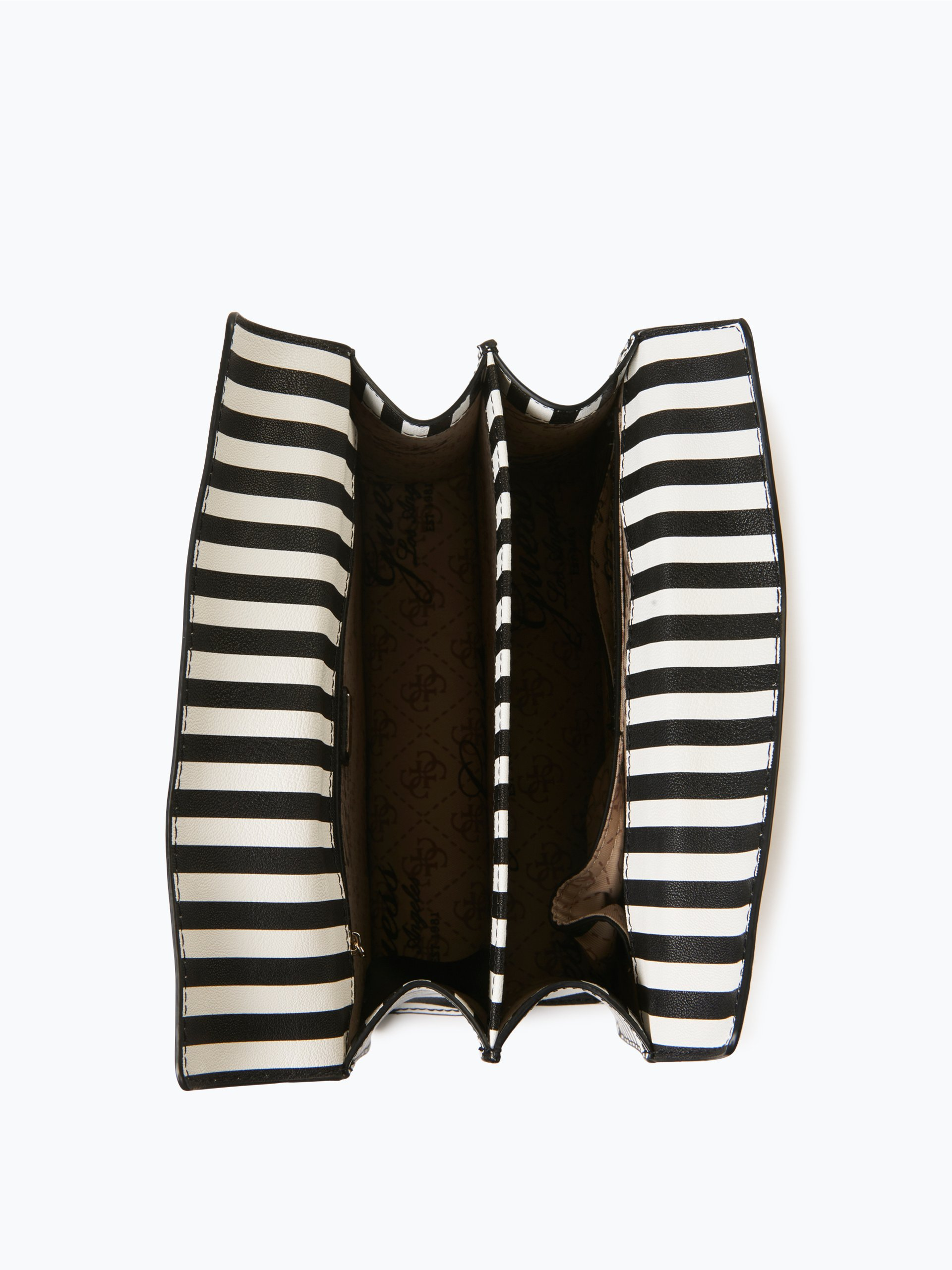 Guess Jeans Damen Handtasche in Leder-Optik - Arianna