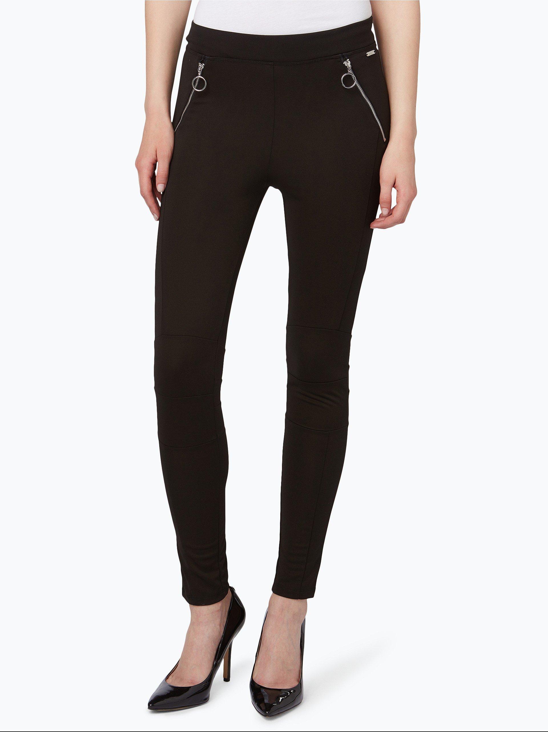 guess jeans damen leggings schwarz uni online kaufen peek und cloppenburg de. Black Bedroom Furniture Sets. Home Design Ideas