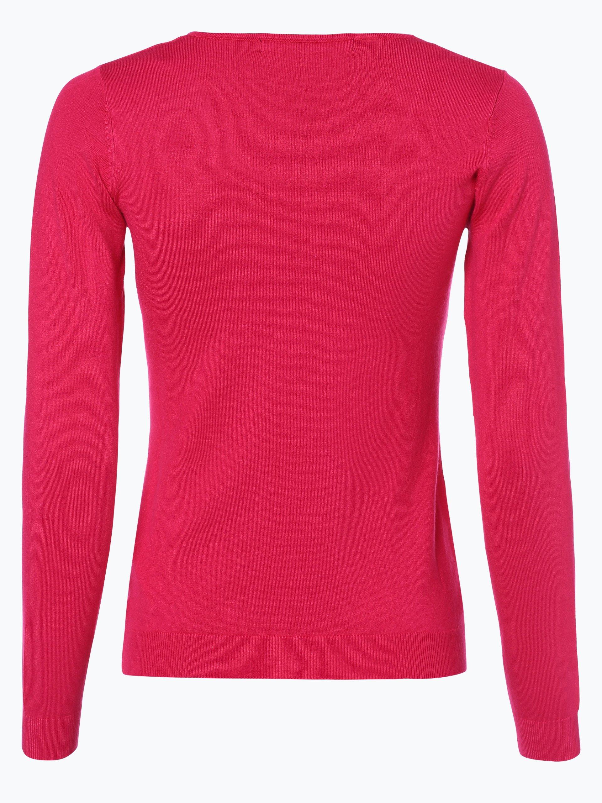 guess jeans damen pullover pink gemustert online kaufen peek und cloppenburg de. Black Bedroom Furniture Sets. Home Design Ideas
